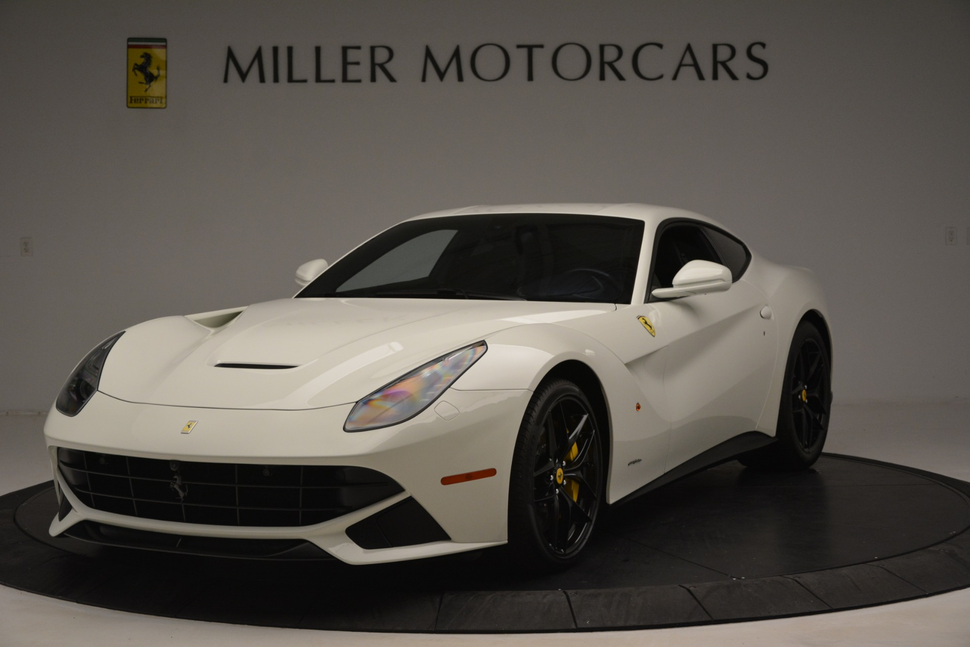 Used 2015 Ferrari F12 Berlinetta  For Sale In Westport, CT 546_main