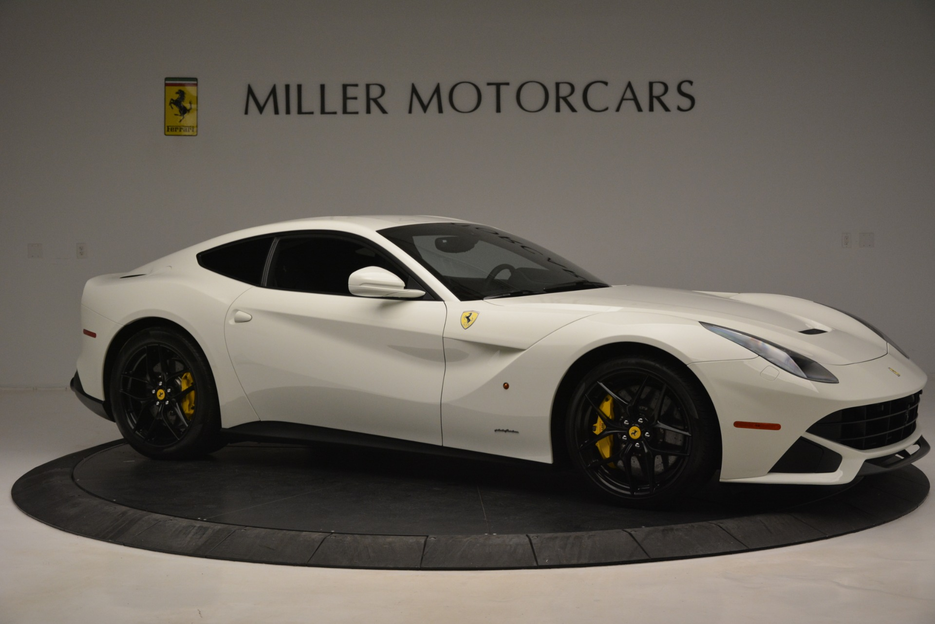 Used 2015 Ferrari F12 Berlinetta  For Sale In Westport, CT 546_p10