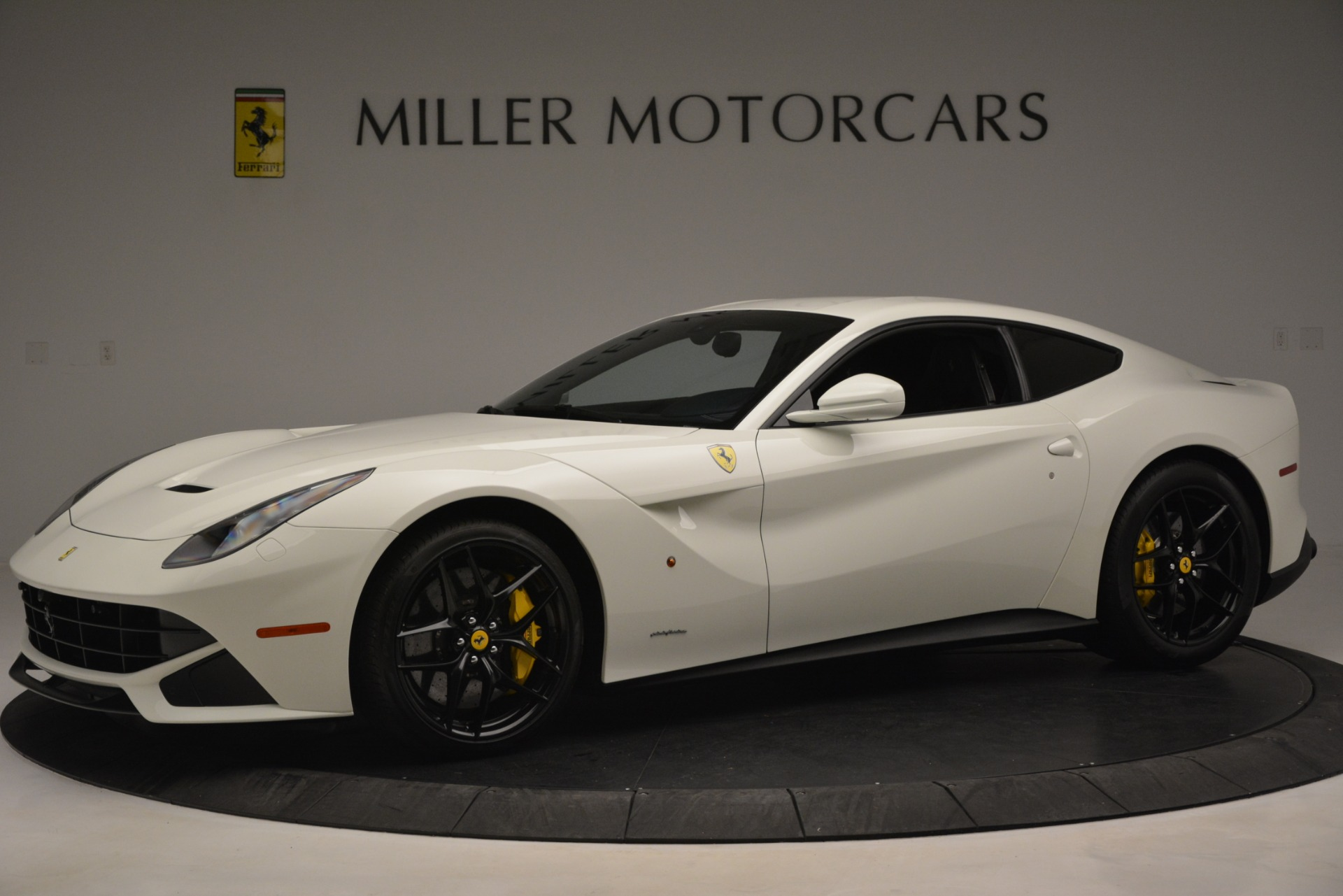 Used 2015 Ferrari F12 Berlinetta  For Sale In Westport, CT 546_p2