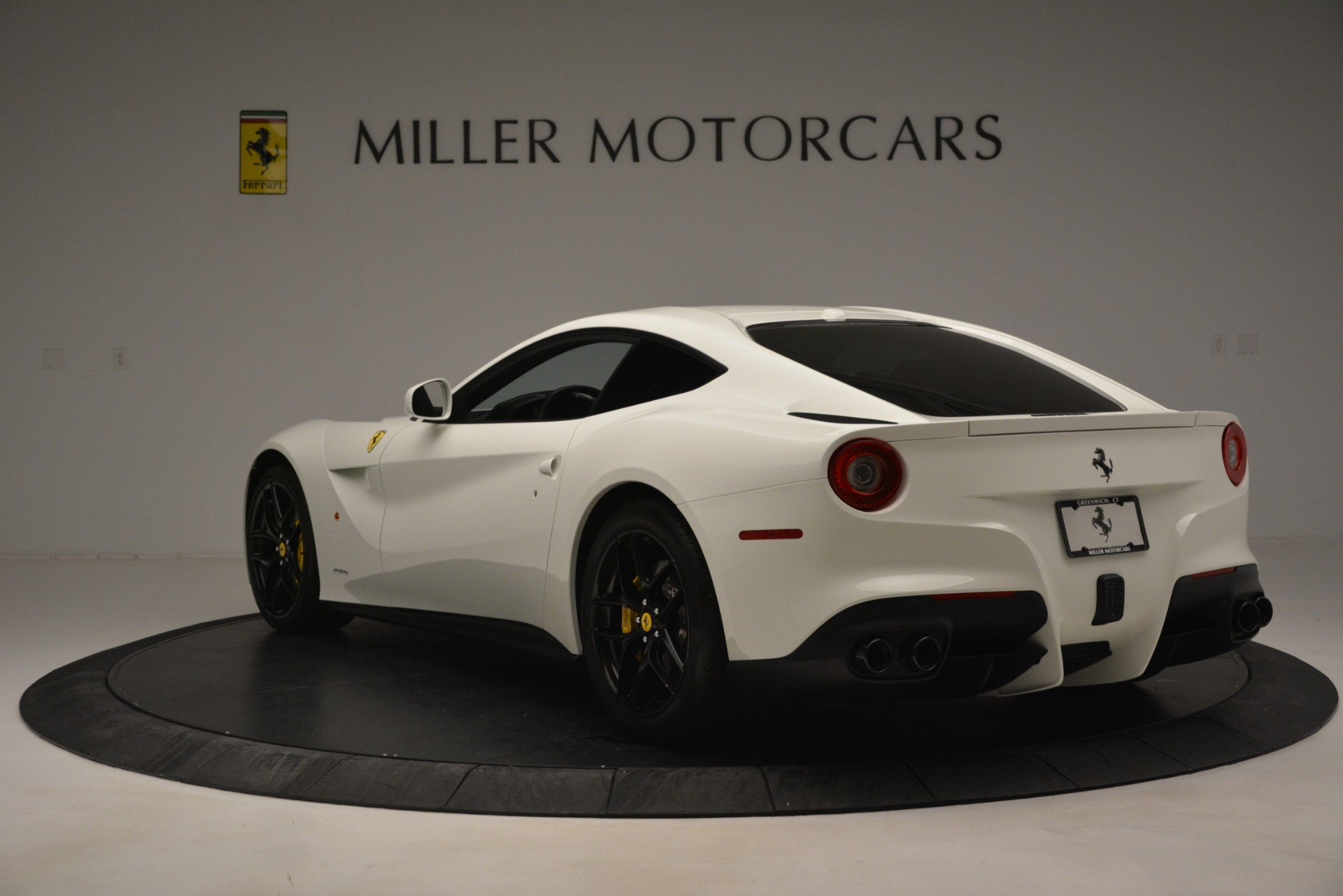 Used 2015 Ferrari F12 Berlinetta  For Sale In Westport, CT 546_p5