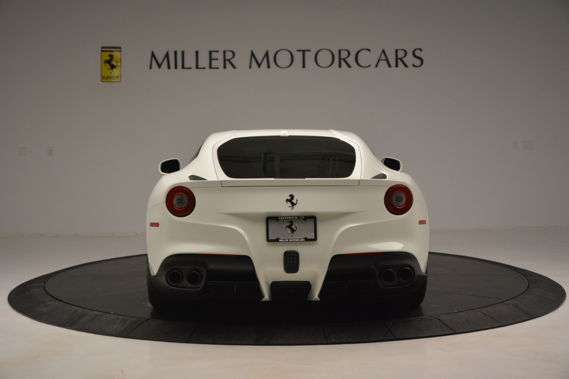 Used 2015 Ferrari F12 Berlinetta  For Sale In Westport, CT 546_p6