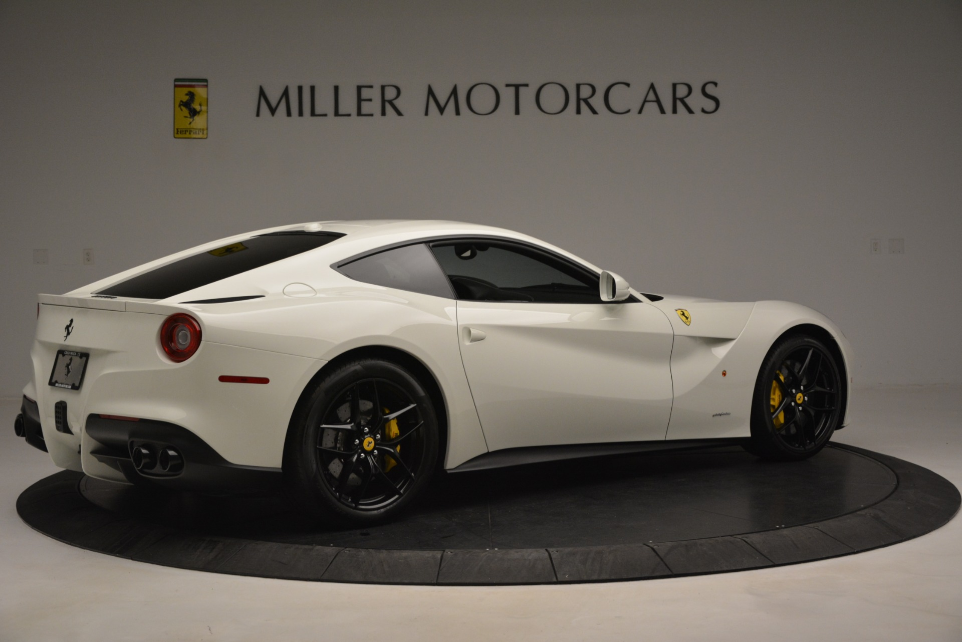 Used 2015 Ferrari F12 Berlinetta  For Sale In Westport, CT 546_p8