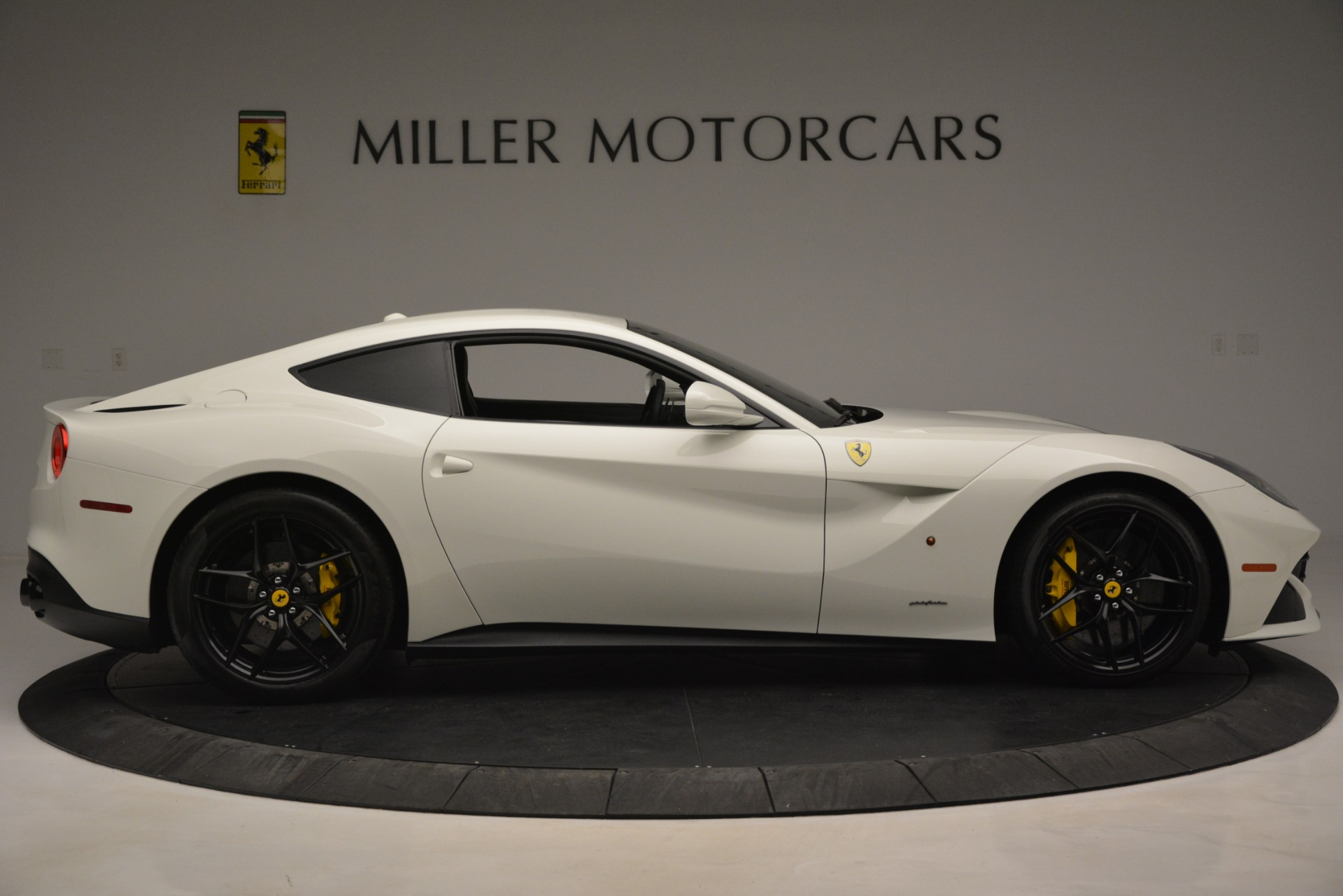 Used 2015 Ferrari F12 Berlinetta  For Sale In Westport, CT 546_p9