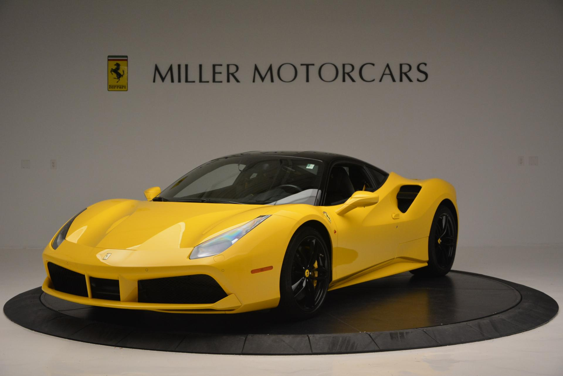 Used 2016 Ferrari 488 GTB  For Sale In Westport, CT 547_main