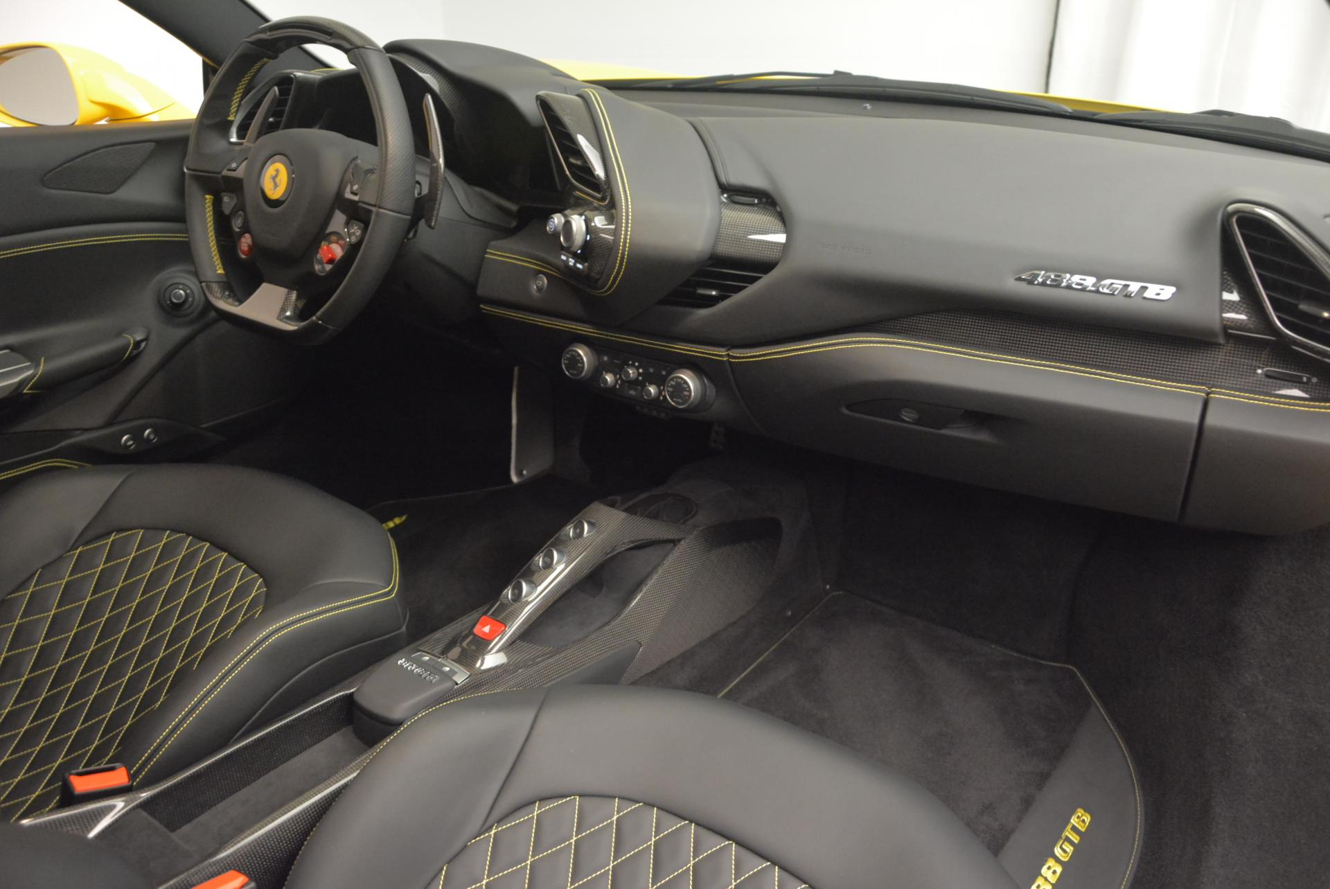 Used 2016 Ferrari 488 GTB  For Sale In Westport, CT 547_p17