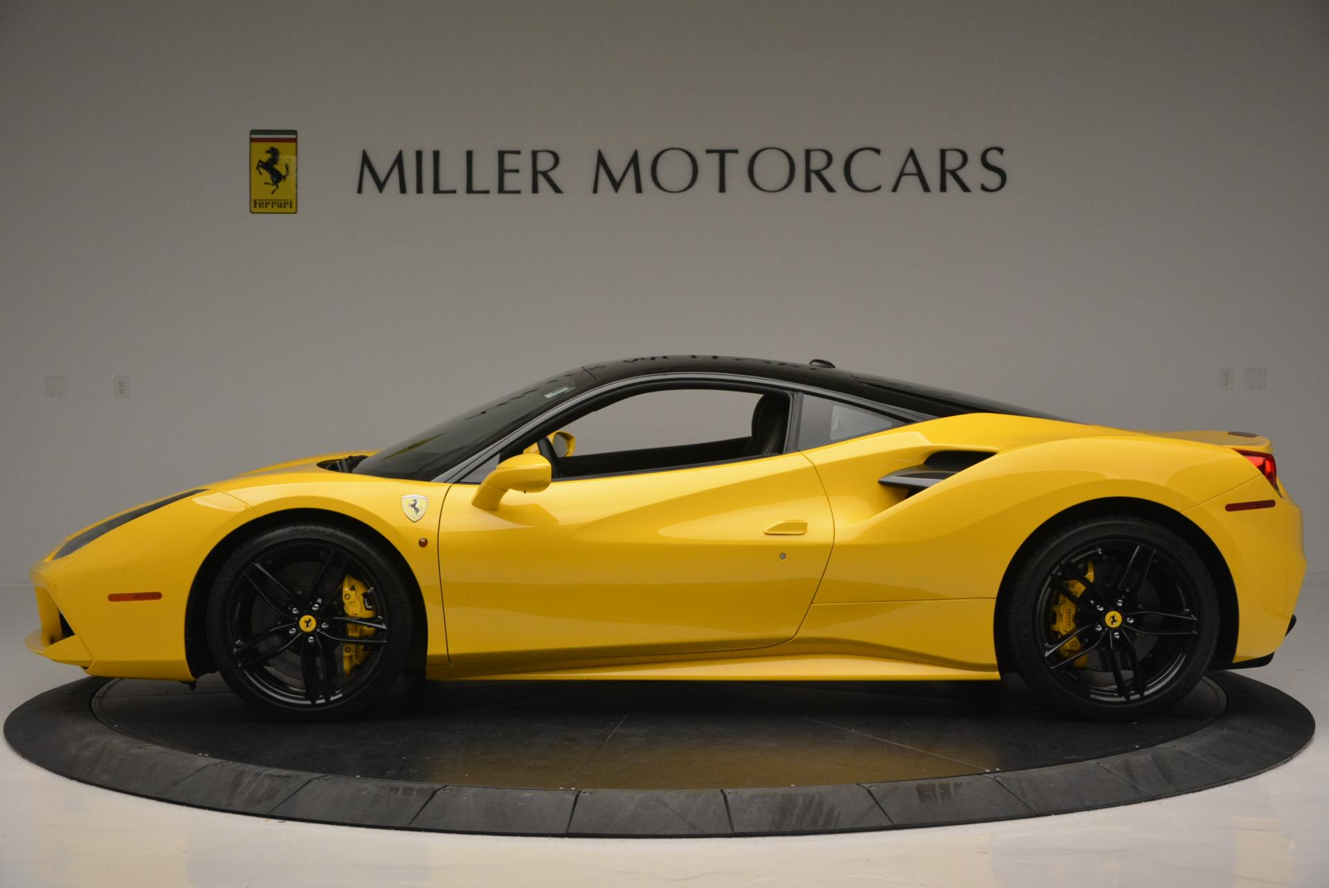 Used 2016 Ferrari 488 GTB  For Sale In Westport, CT 547_p3