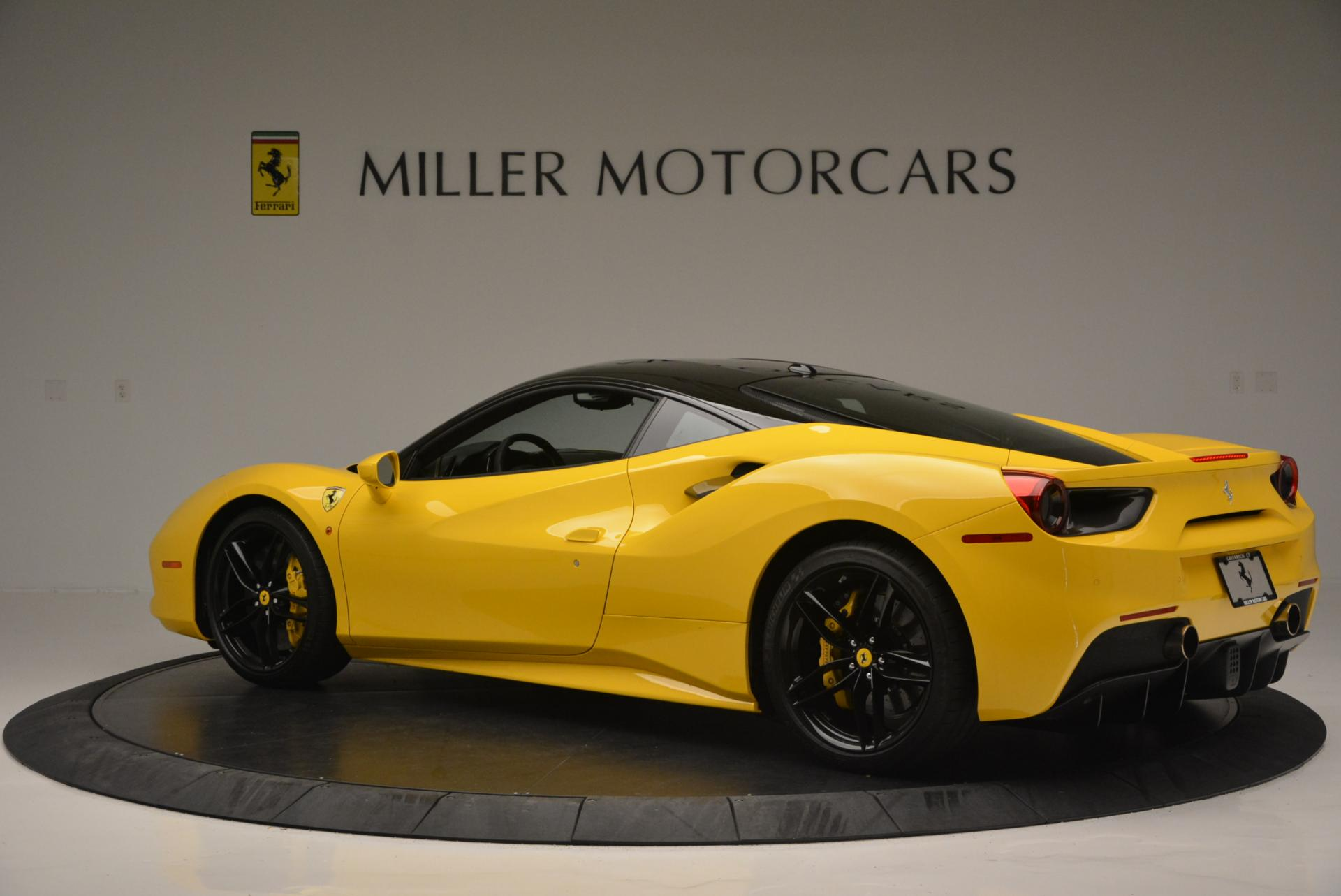 Used 2016 Ferrari 488 GTB  For Sale In Westport, CT 547_p4