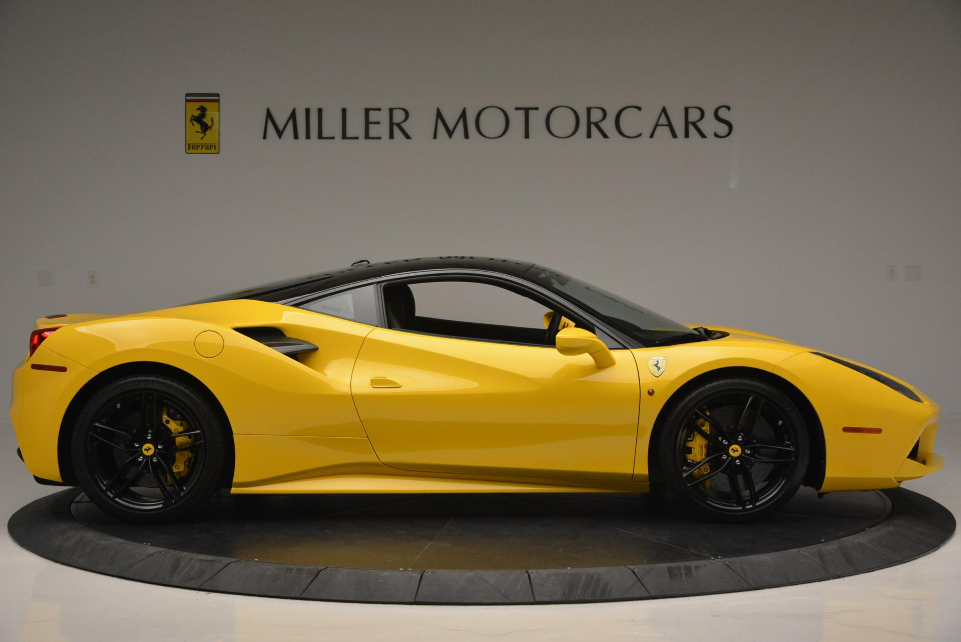 Used 2016 Ferrari 488 GTB  For Sale In Westport, CT 547_p9