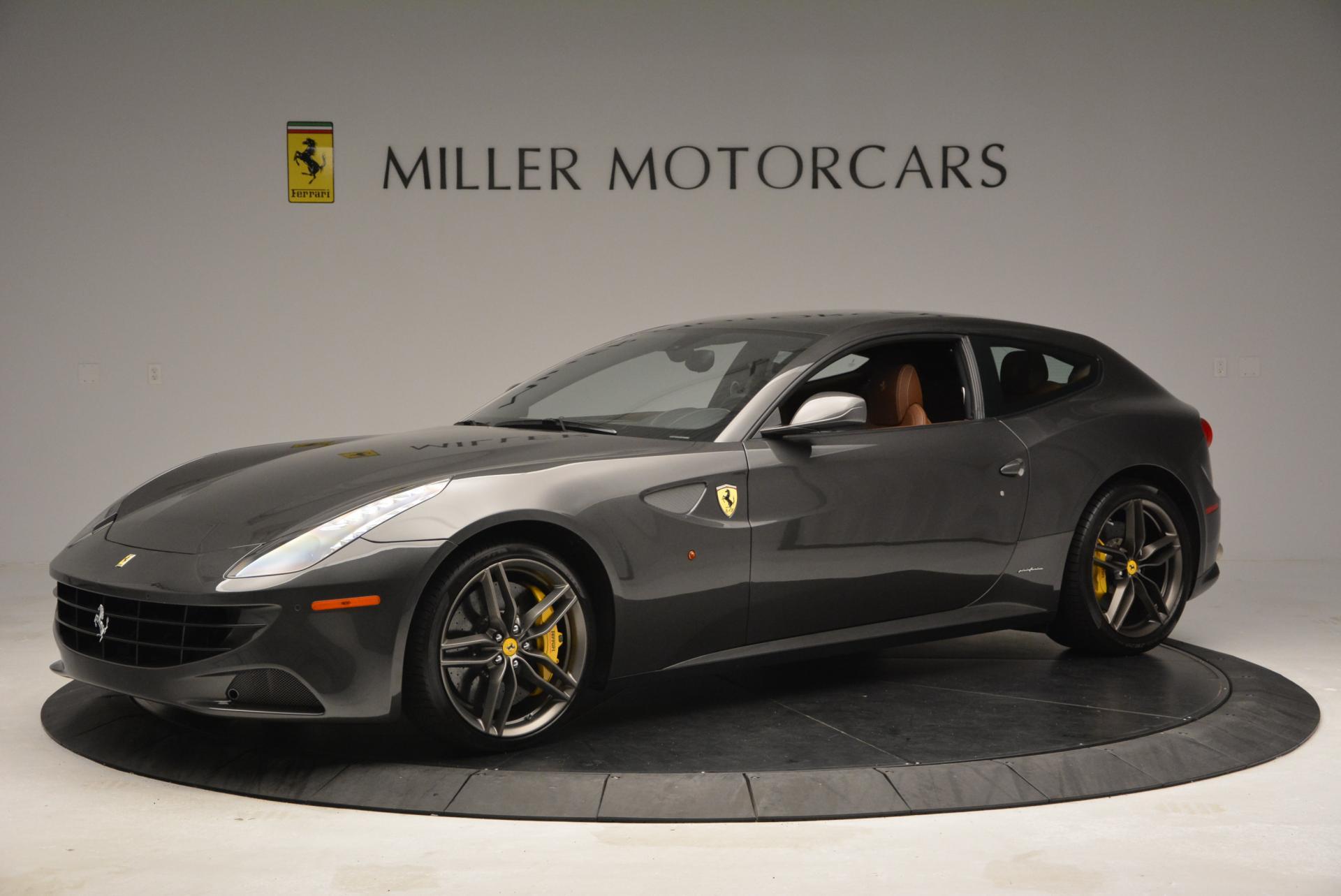Used 2014 Ferrari FF  For Sale In Westport, CT 548_p2