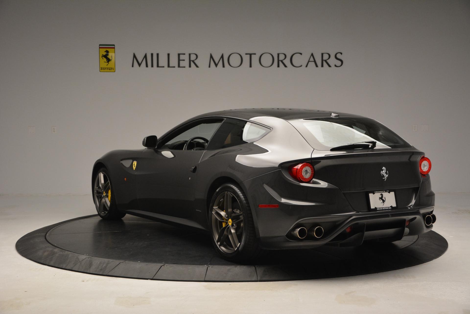 Used 2014 Ferrari FF  For Sale In Westport, CT 548_p5