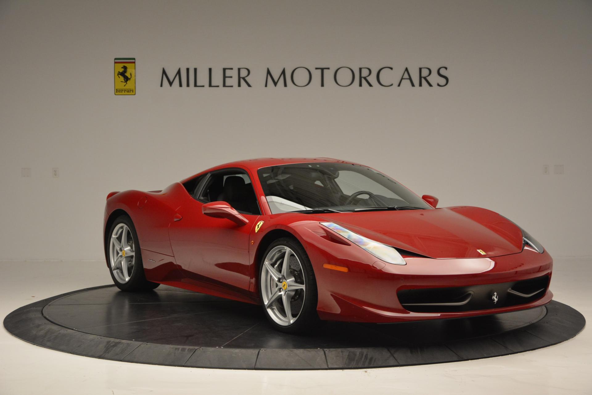 Used 2011 Ferrari 458 Italia  For Sale In Westport, CT 551_p11