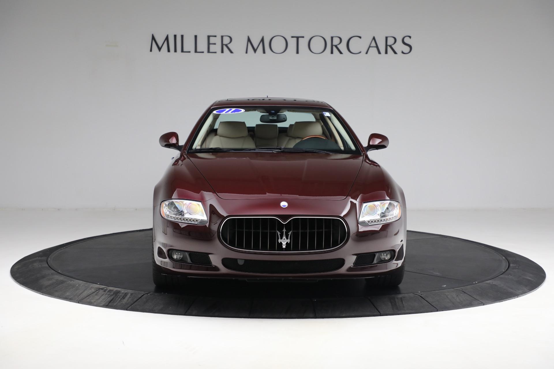 Used 2011 Maserati Quattroporte  For Sale In Westport, CT 552_p13
