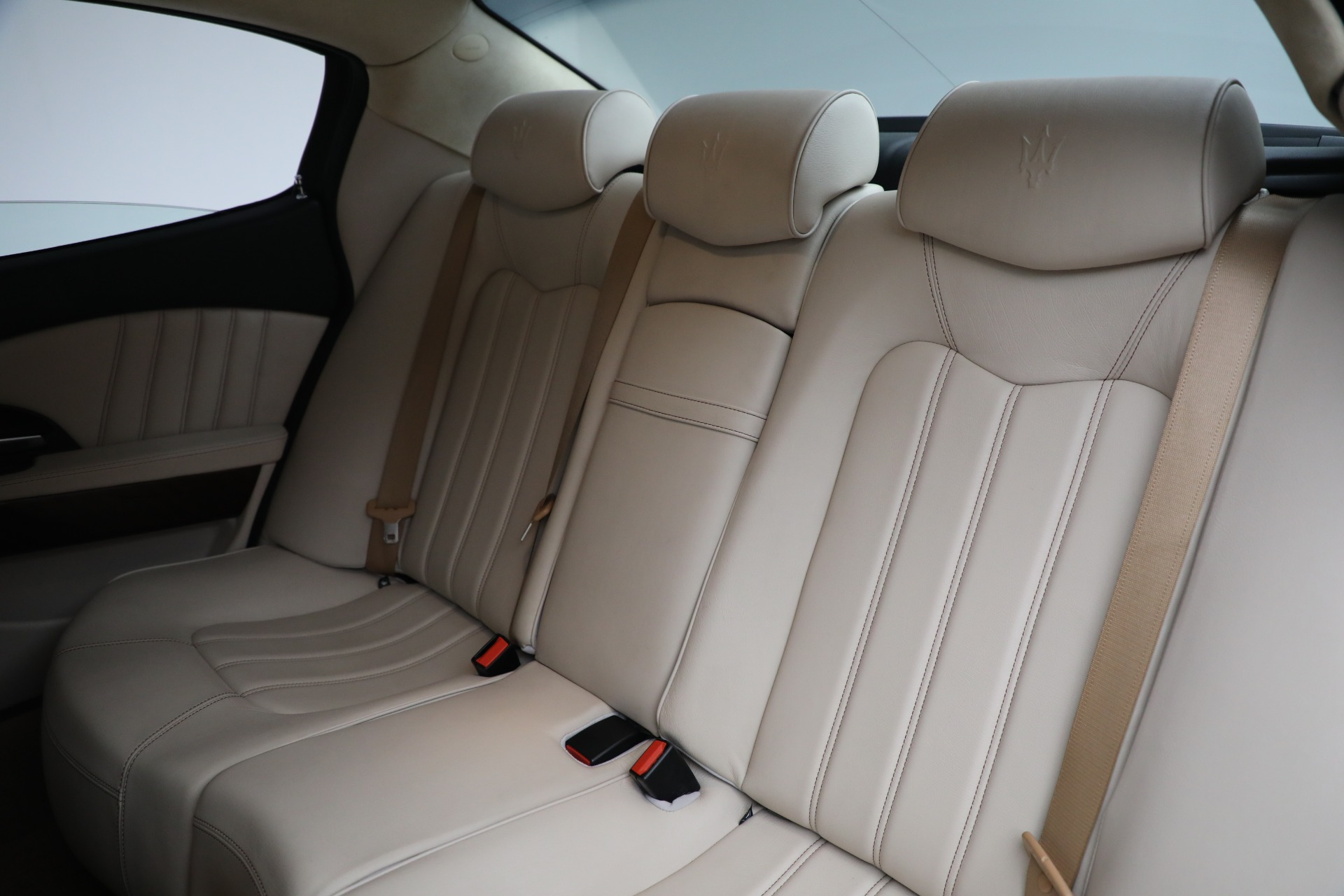 Used 2011 Maserati Quattroporte  For Sale In Westport, CT 552_p20