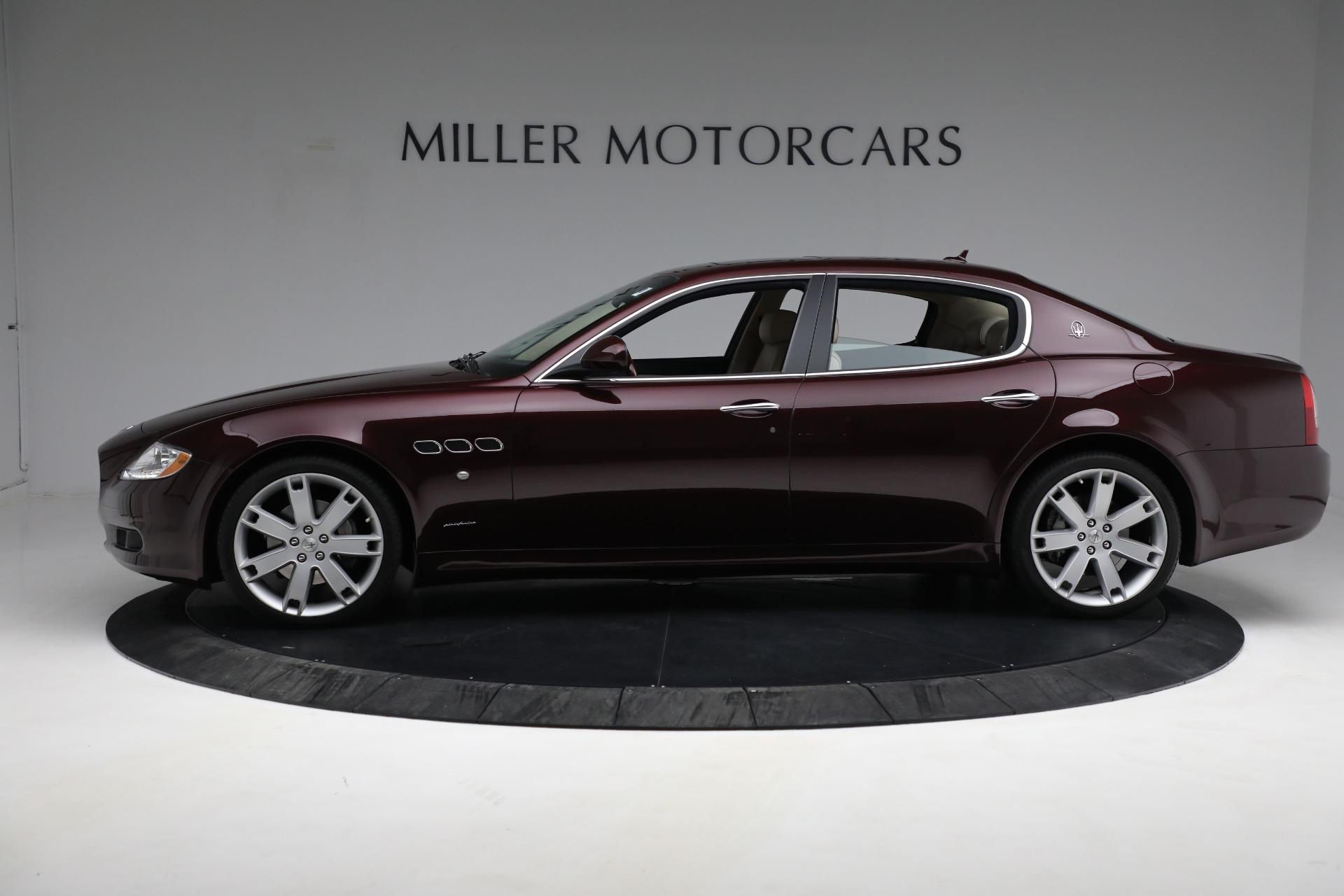 Used 2011 Maserati Quattroporte  For Sale In Westport, CT 552_p4