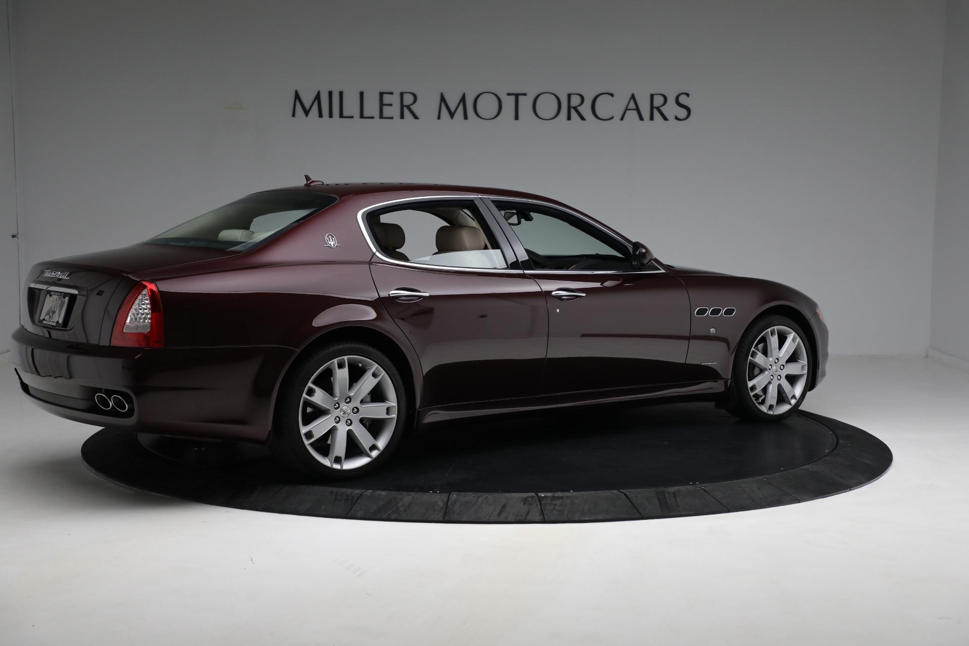 Used 2011 Maserati Quattroporte  For Sale In Westport, CT 552_p9