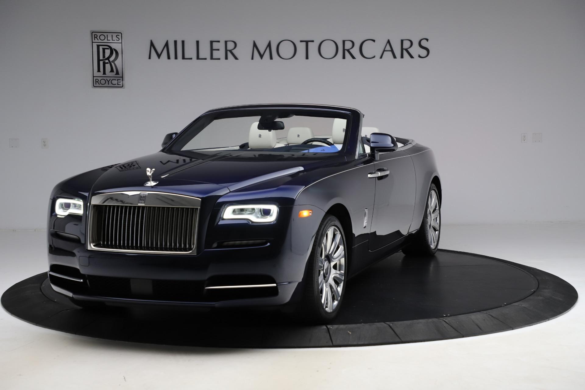 Used 2016 Rolls-Royce Dawn  For Sale In Westport, CT 553_main