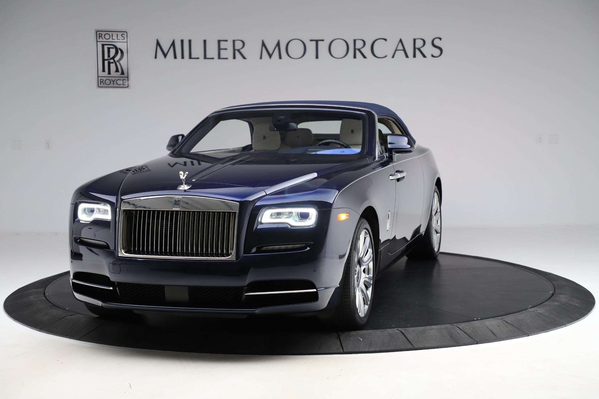 Used 2016 Rolls-Royce Dawn  For Sale In Westport, CT 553_p14