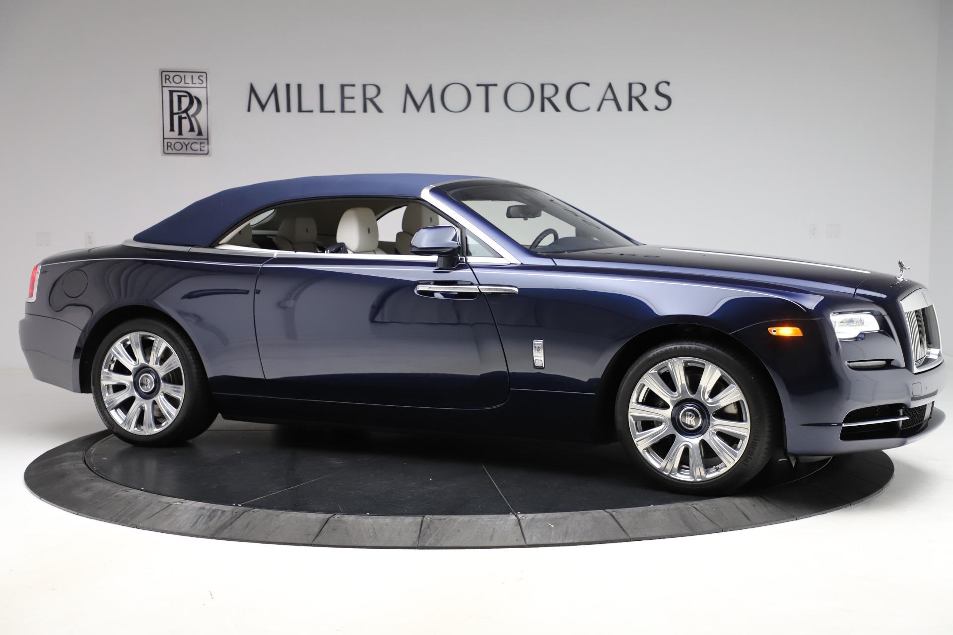 Used 2016 Rolls-Royce Dawn  For Sale In Westport, CT 553_p23