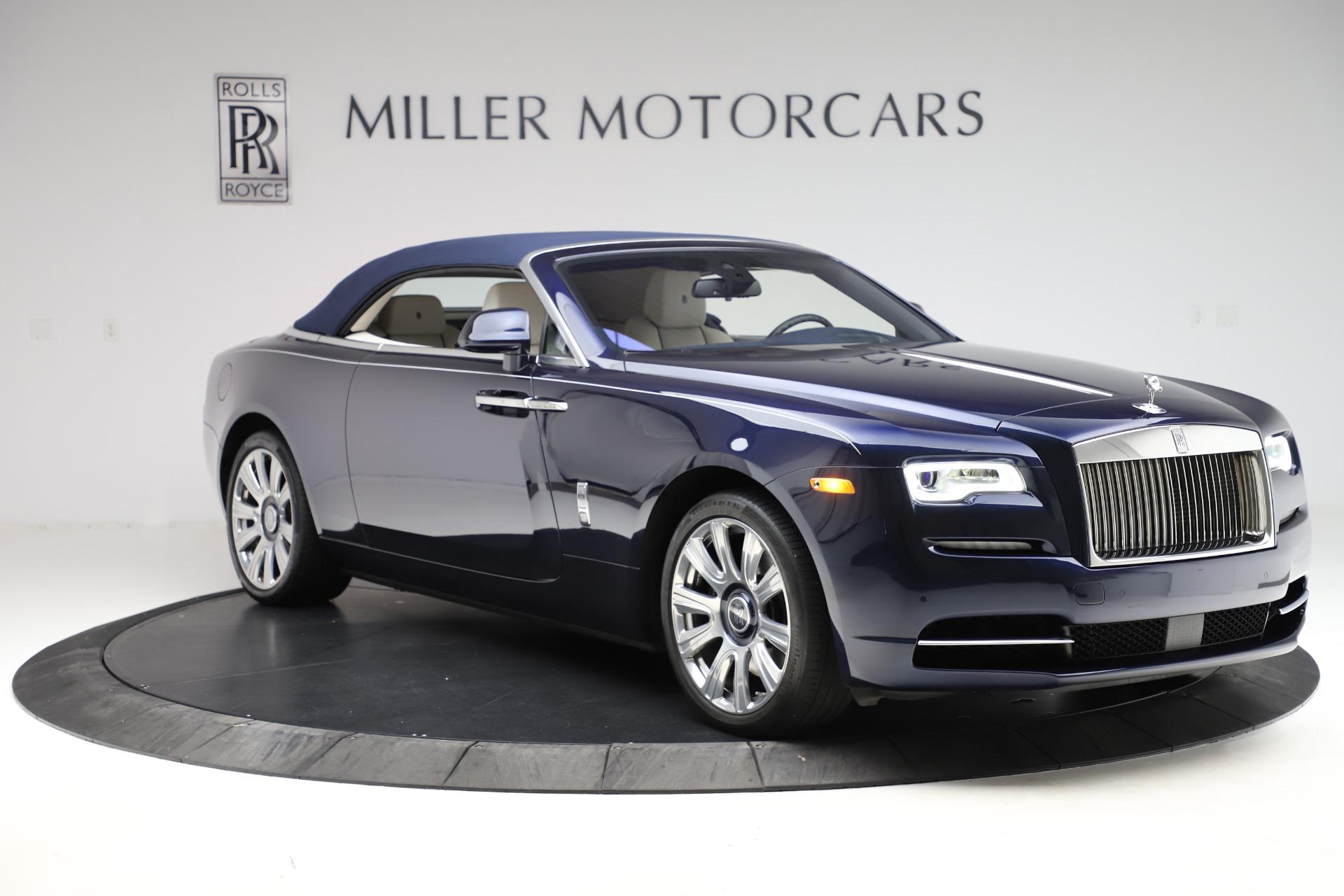 Used 2016 Rolls-Royce Dawn  For Sale In Westport, CT 553_p24