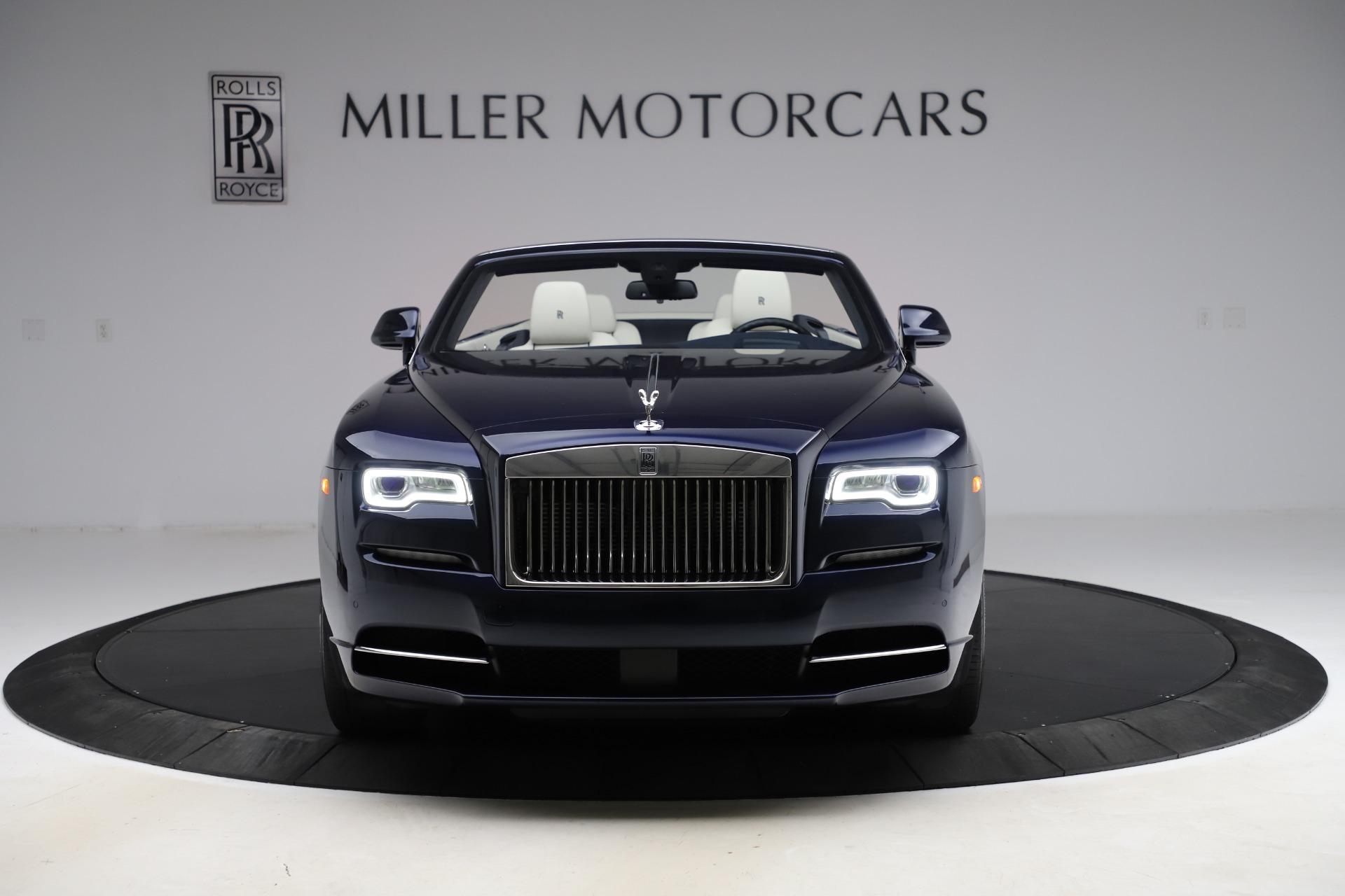 Used 2016 Rolls-Royce Dawn  For Sale In Westport, CT 553_p2