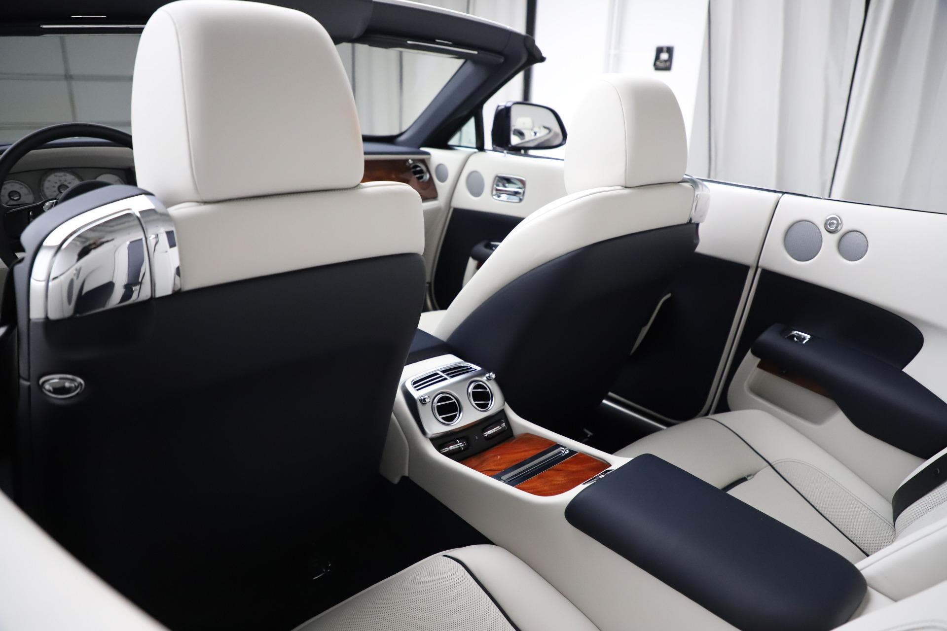 Used 2016 Rolls-Royce Dawn  For Sale In Westport, CT 553_p30
