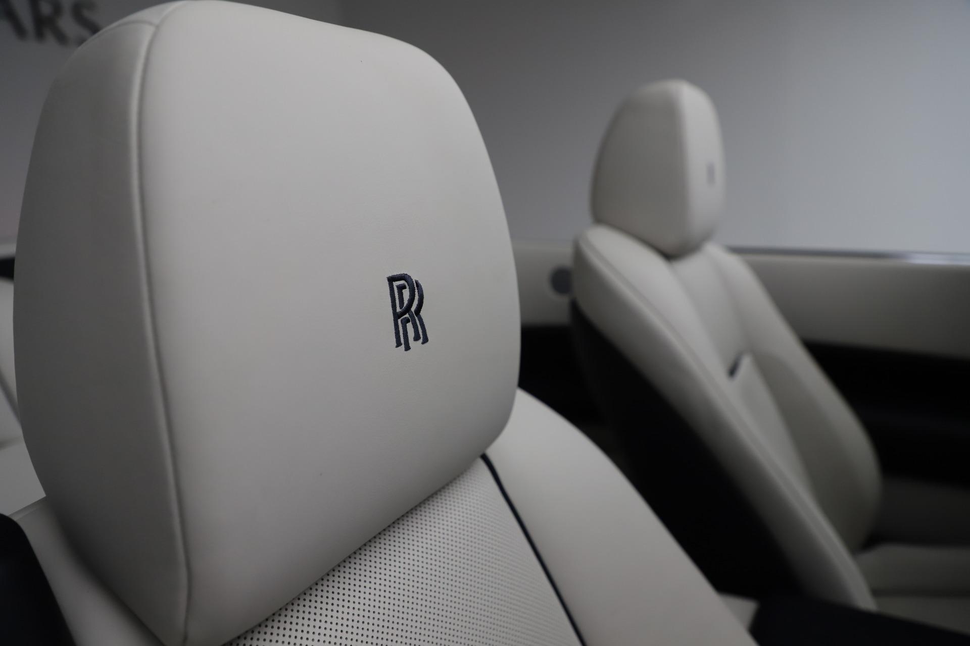 Used 2016 Rolls-Royce Dawn  For Sale In Westport, CT 553_p35