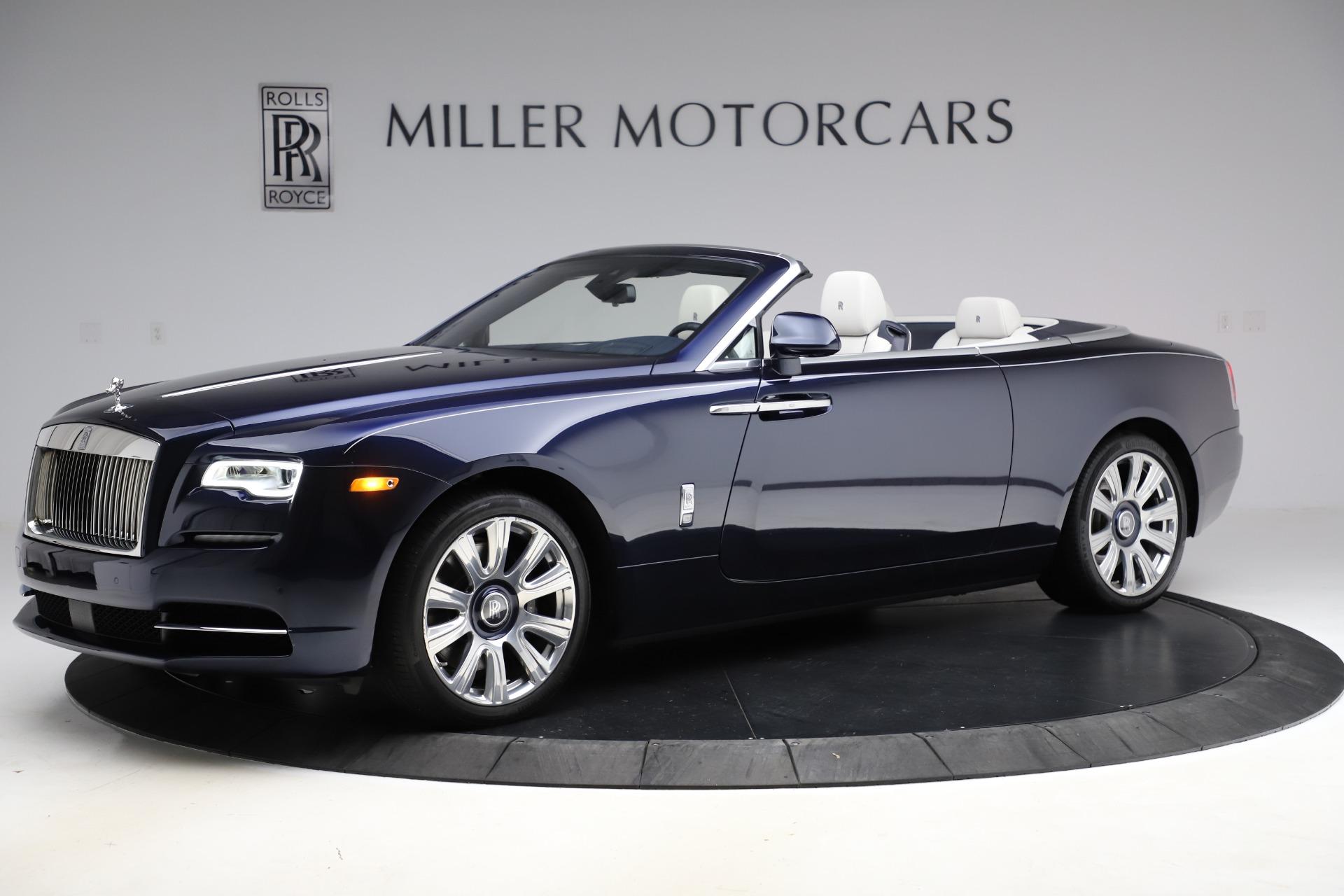 Used 2016 Rolls-Royce Dawn  For Sale In Westport, CT 553_p3