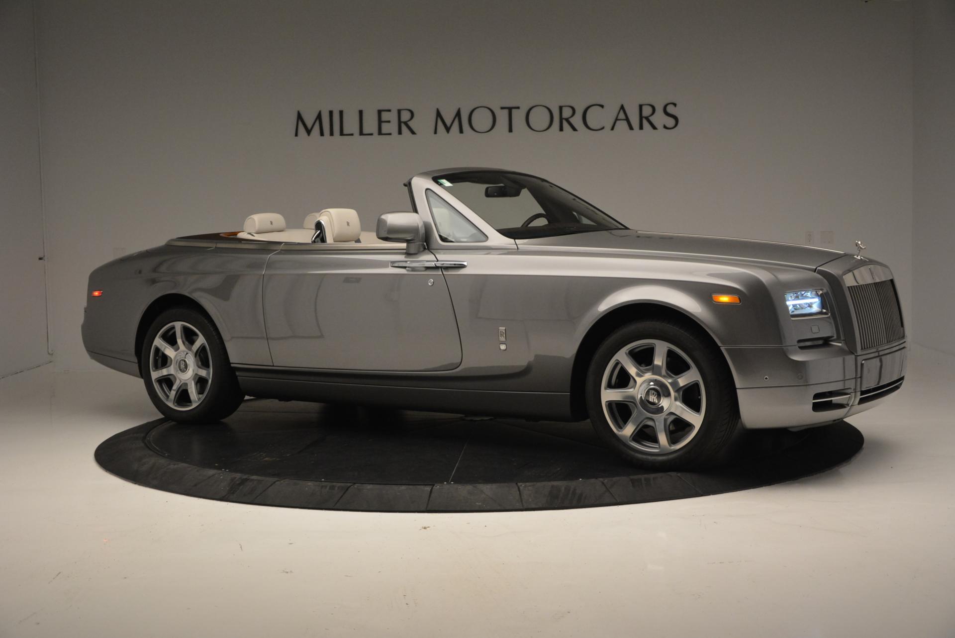 Used 2015 Rolls-Royce Phantom Drophead Coupe  For Sale In Westport, CT 554_p10