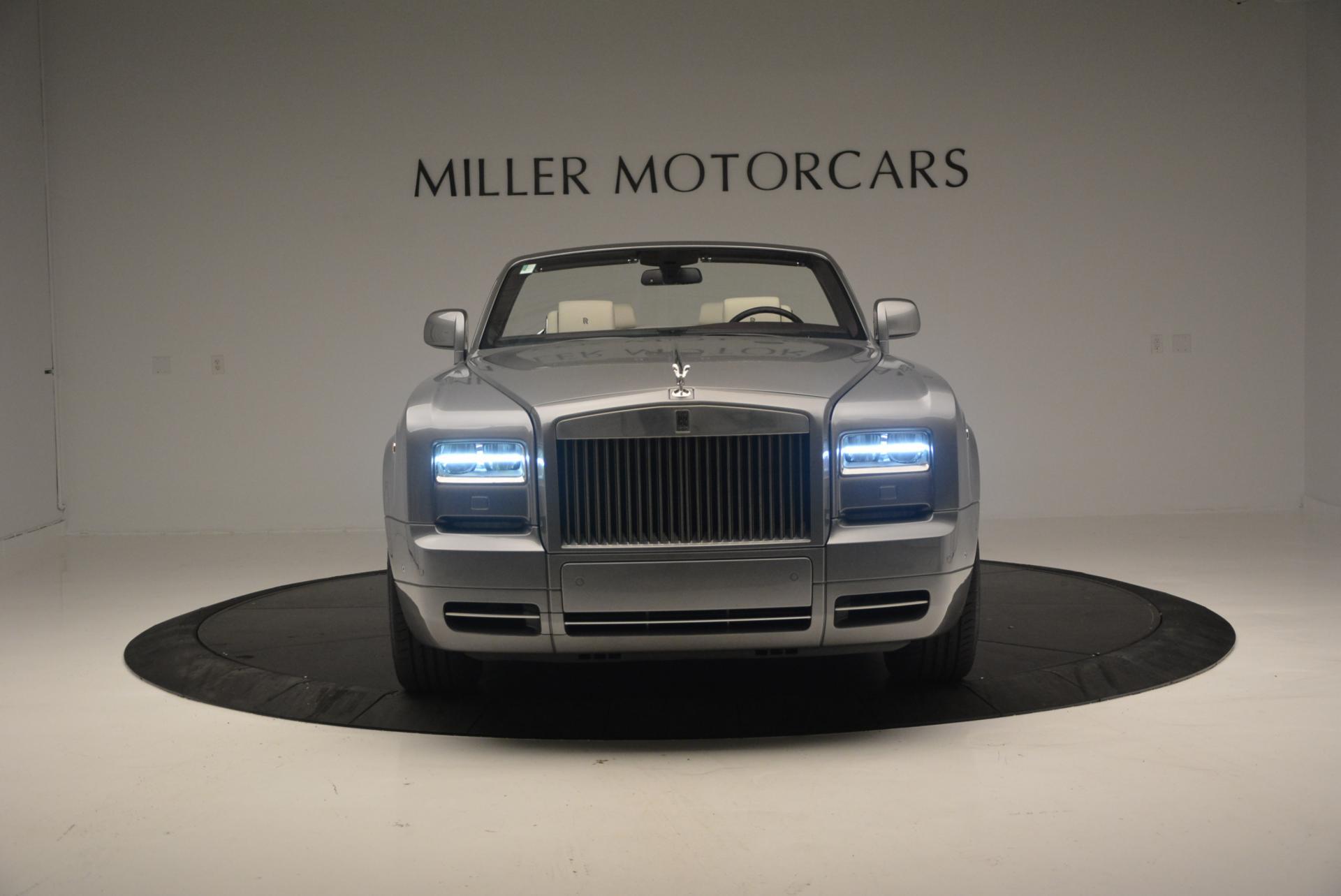 Used 2015 Rolls-Royce Phantom Drophead Coupe  For Sale In Westport, CT 554_p12