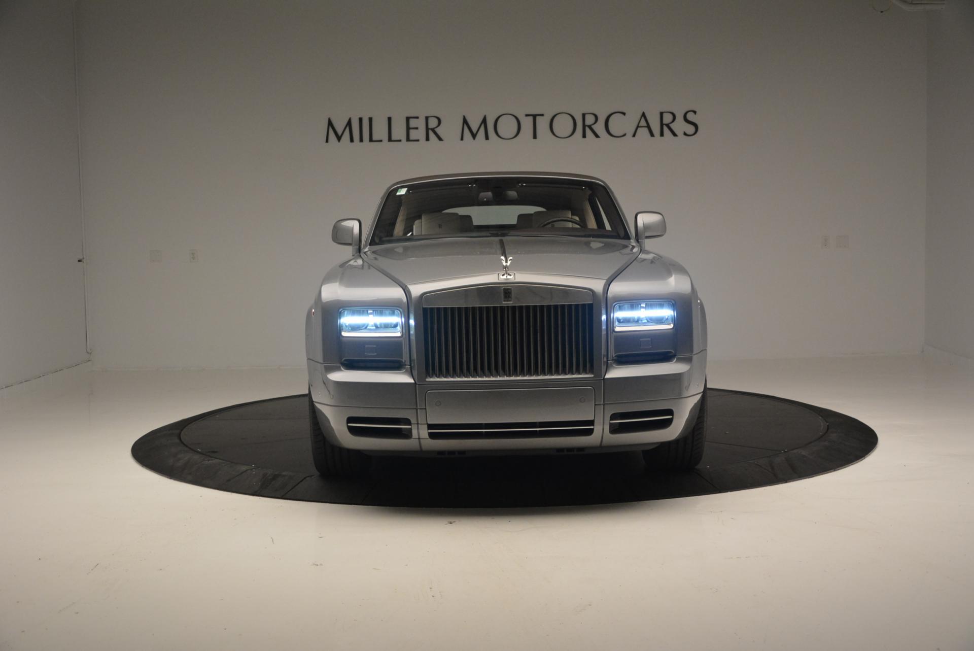 Used 2015 Rolls-Royce Phantom Drophead Coupe  For Sale In Westport, CT 554_p13