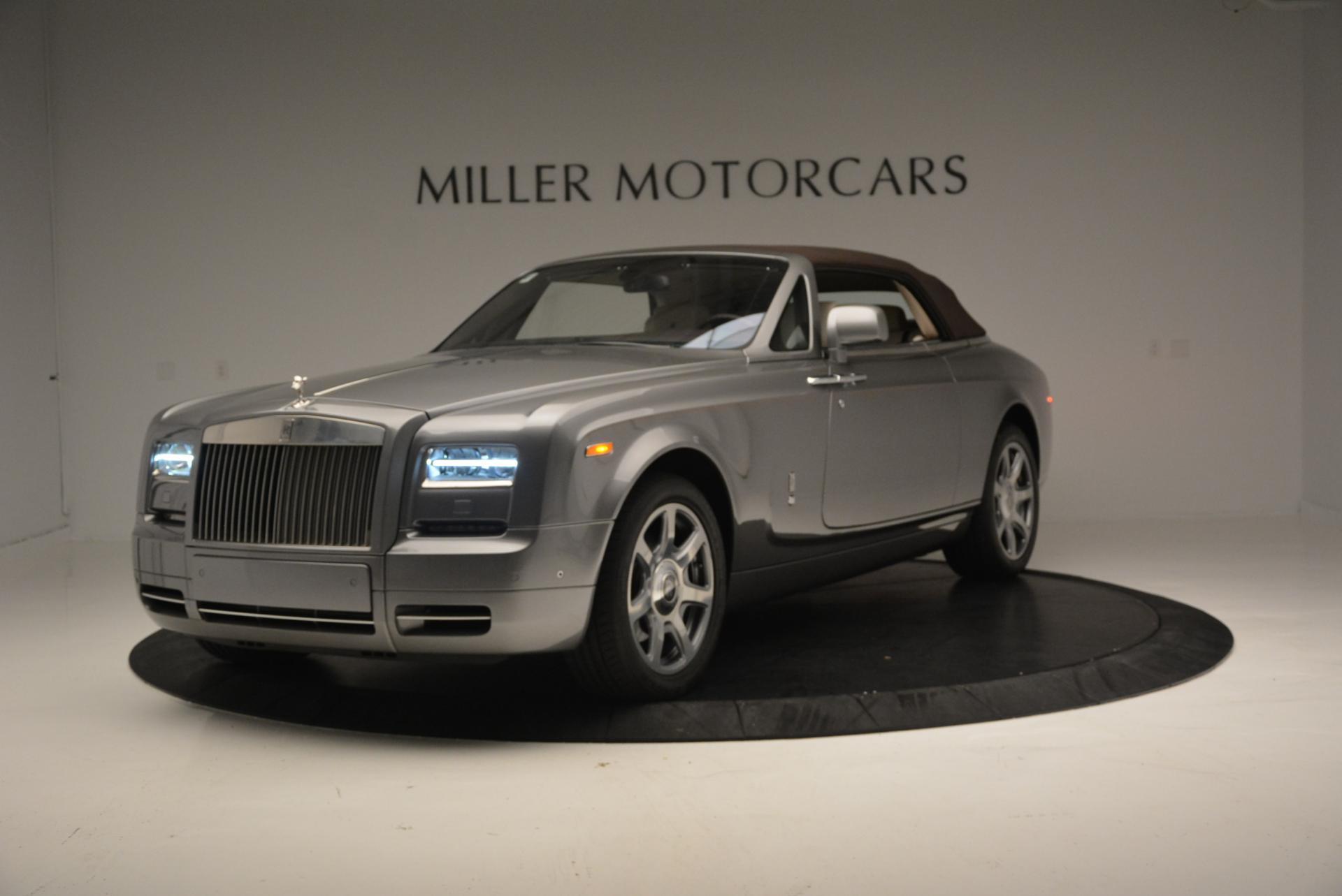 Used 2015 Rolls-Royce Phantom Drophead Coupe  For Sale In Westport, CT 554_p14