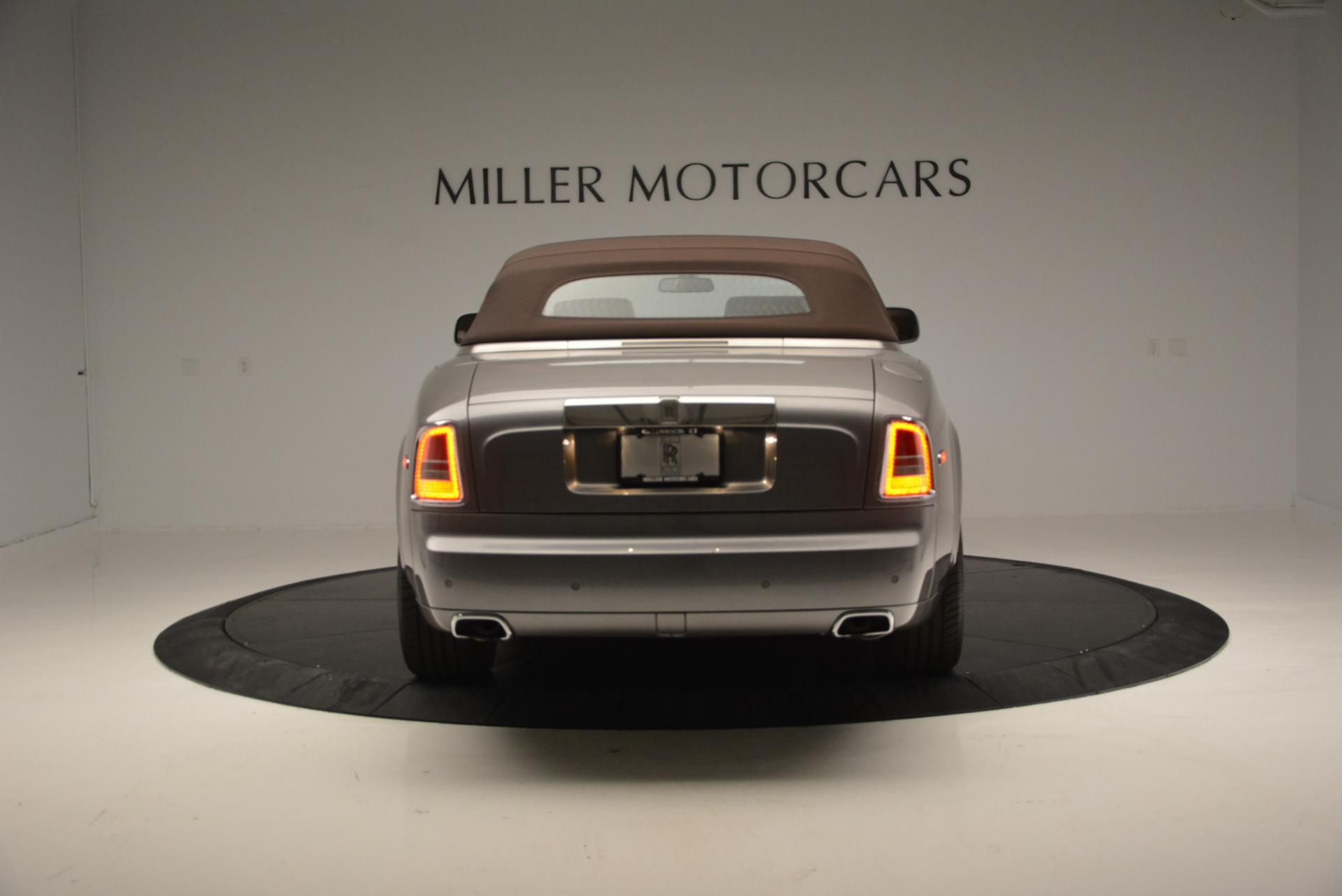 Used 2015 Rolls-Royce Phantom Drophead Coupe  For Sale In Westport, CT 554_p19