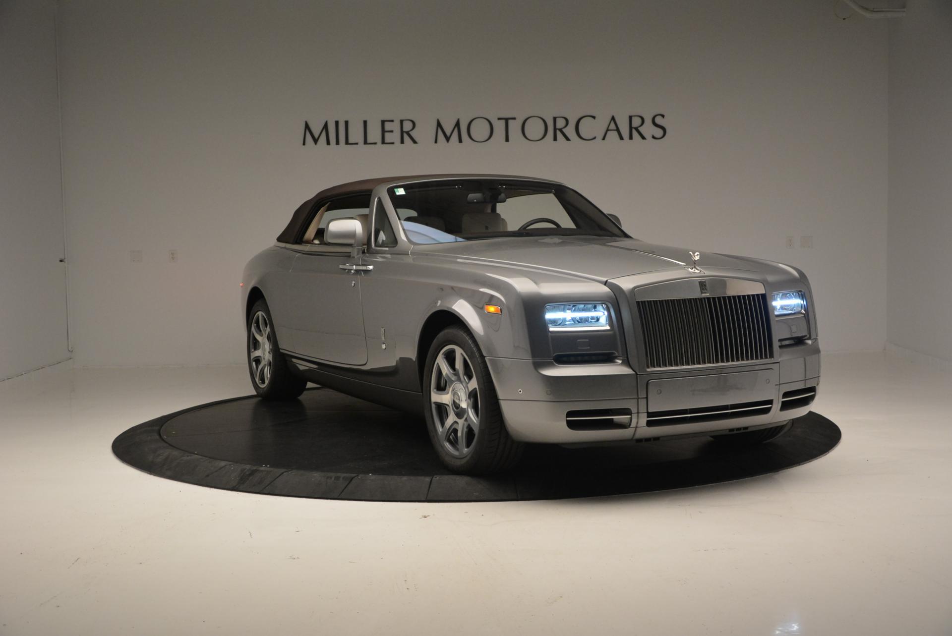 Used 2015 Rolls-Royce Phantom Drophead Coupe  For Sale In Westport, CT 554_p24