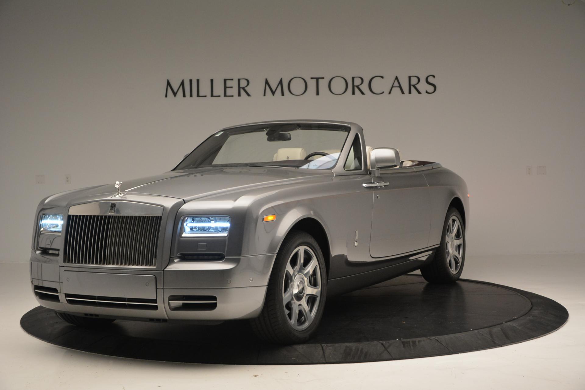 Used 2015 Rolls-Royce Phantom Drophead Coupe  For Sale In Westport, CT 554_p2