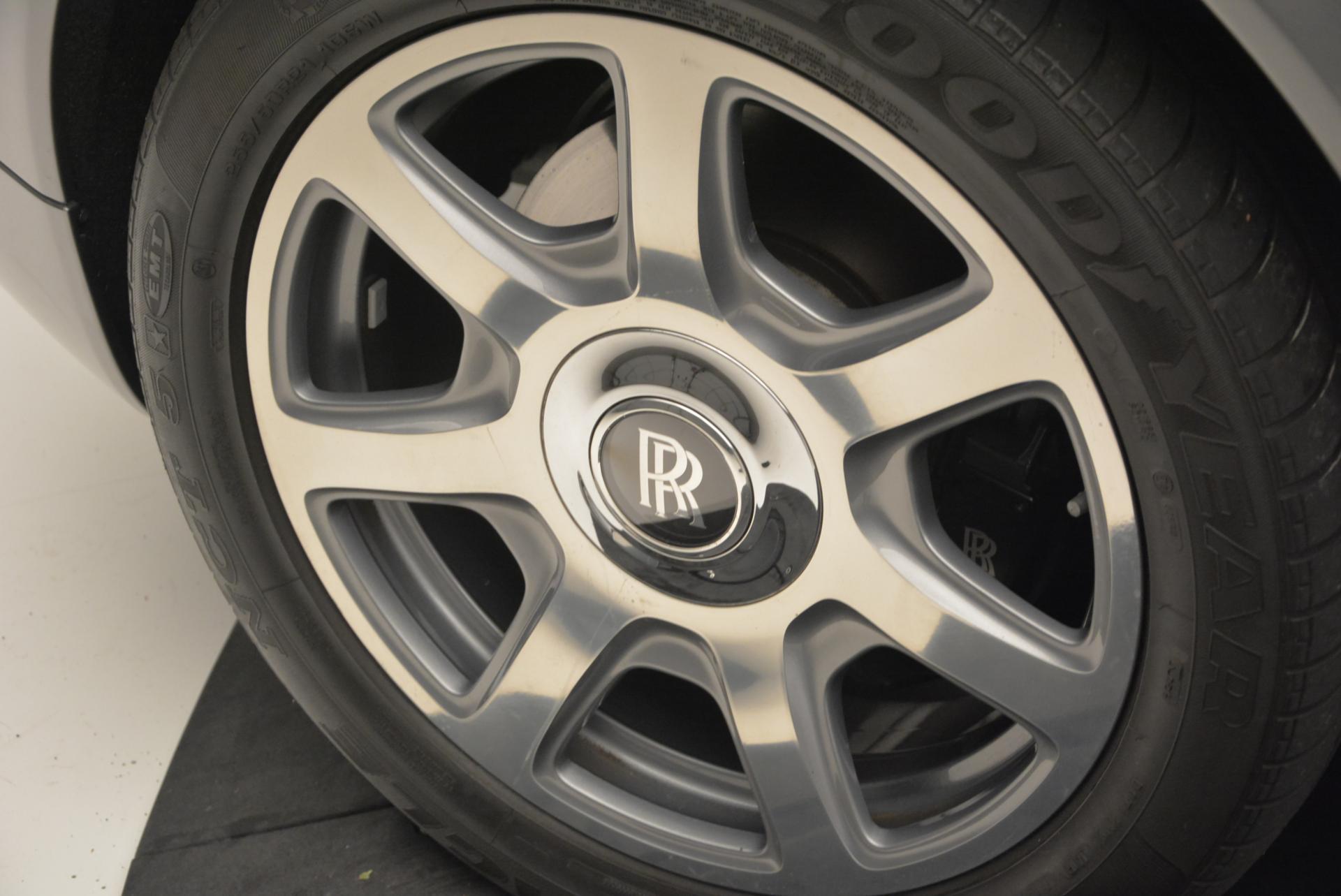 Used 2015 Rolls-Royce Phantom Drophead Coupe  For Sale In Westport, CT 554_p34