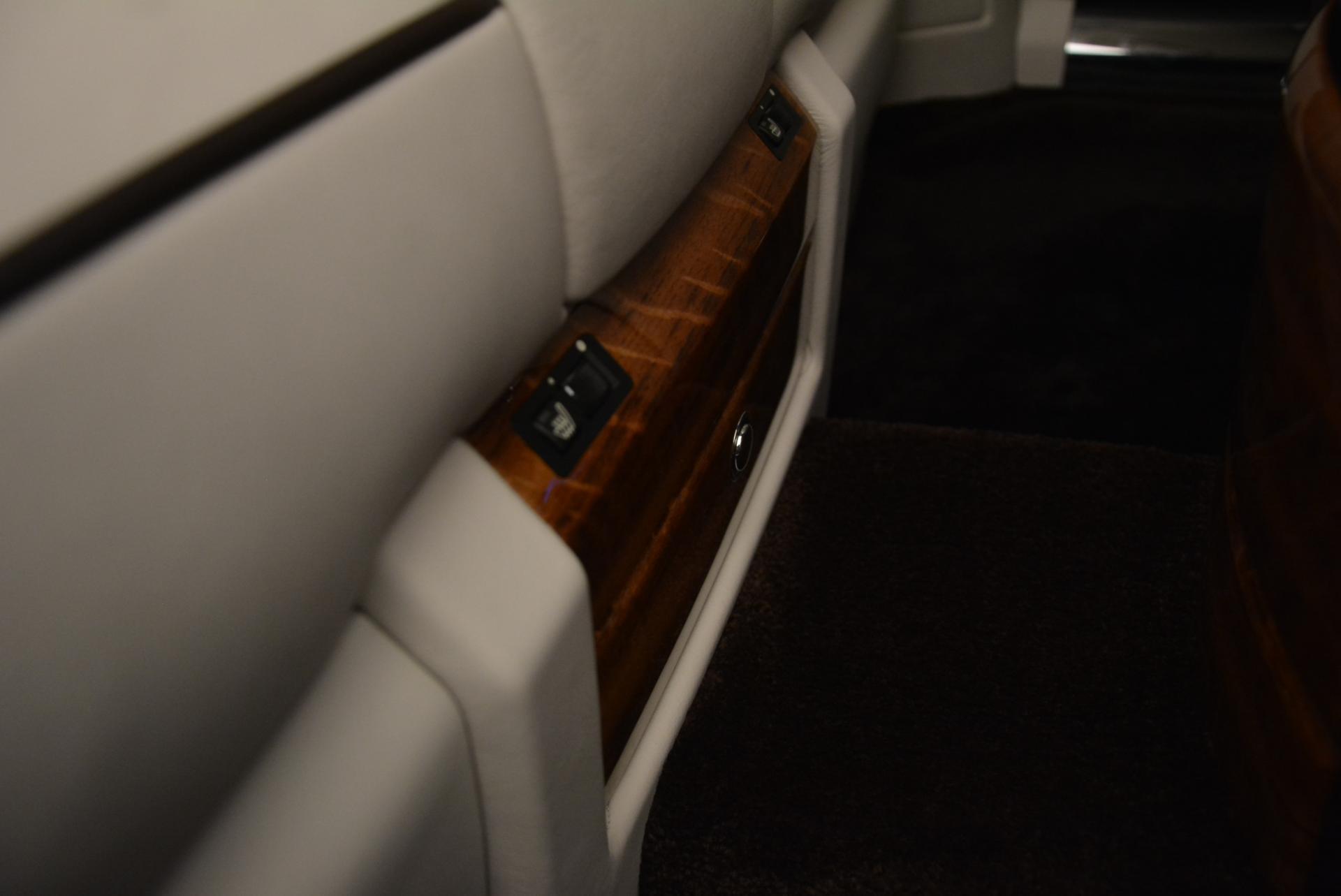 Used 2015 Rolls-Royce Phantom Drophead Coupe  For Sale In Westport, CT 554_p43