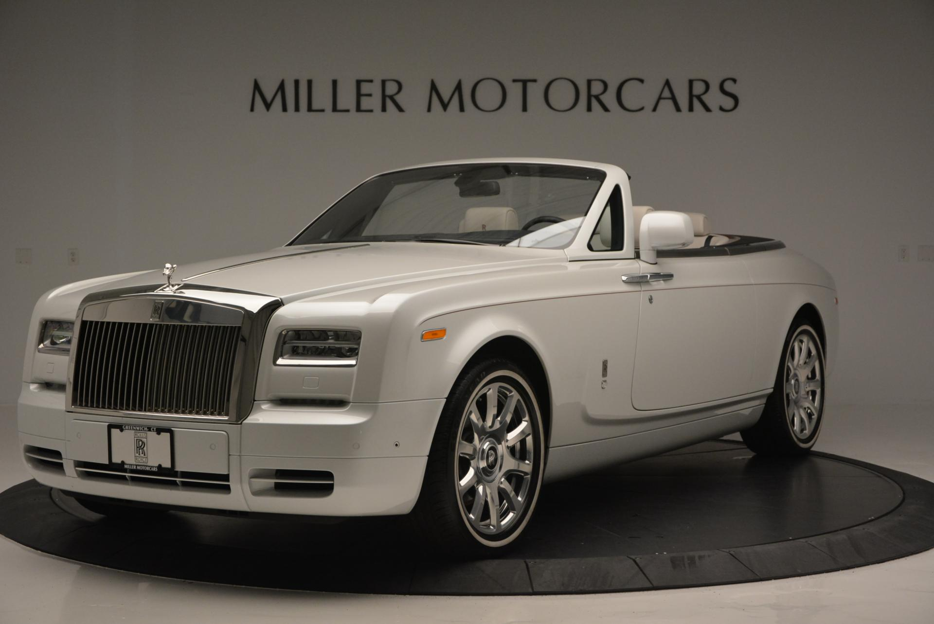 used 2015 rolls royce phantom drophead coupe westport ct. Black Bedroom Furniture Sets. Home Design Ideas