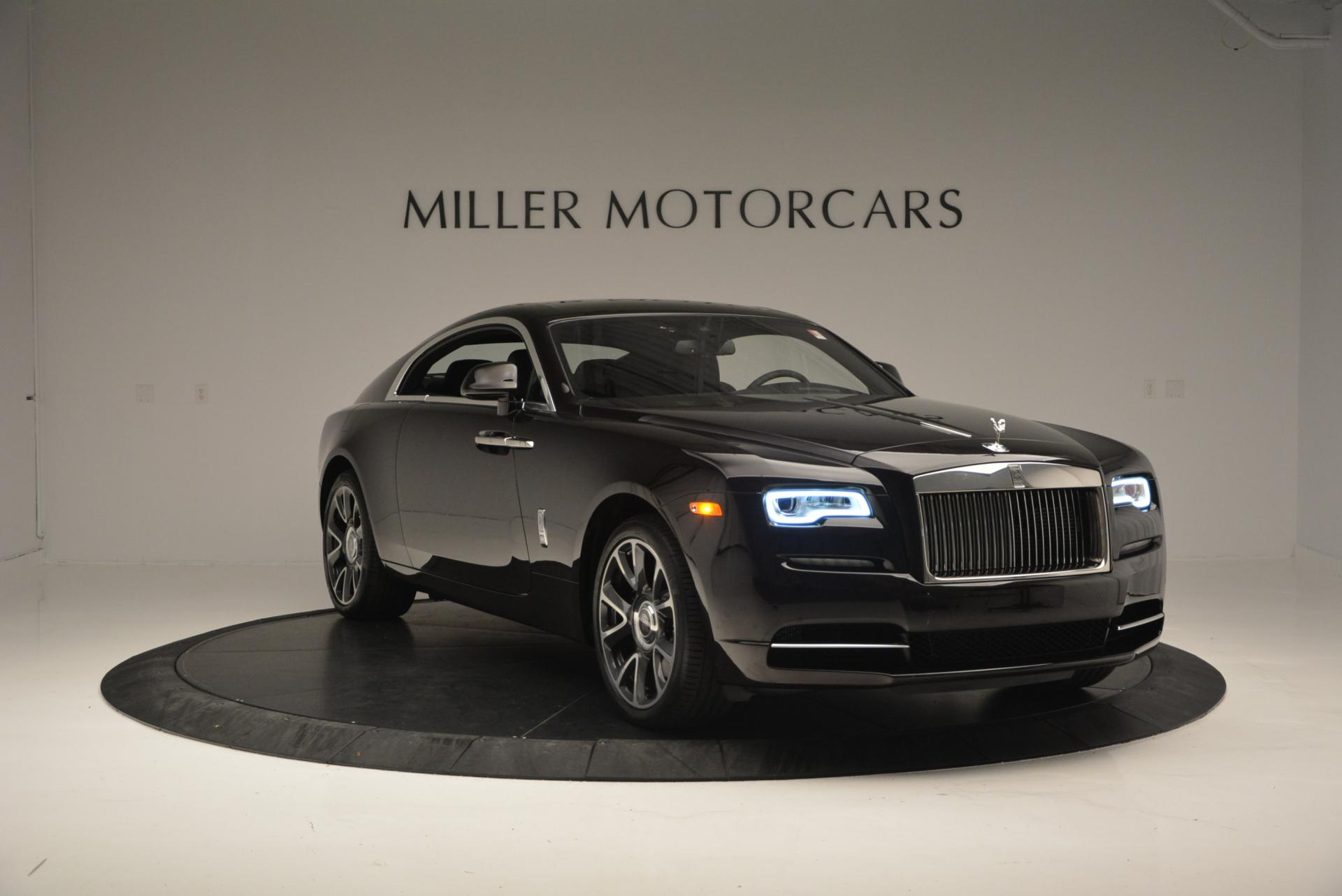 Used 2017 Rolls-Royce Wraith  For Sale In Westport, CT 556_p10