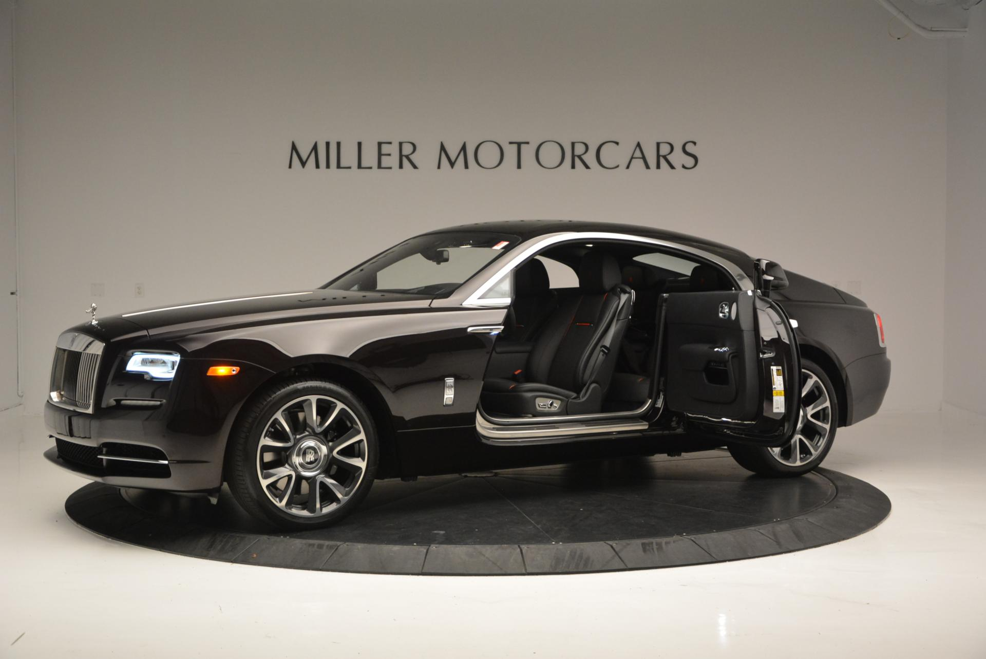 Used 2017 Rolls-Royce Wraith  For Sale In Westport, CT 556_p13