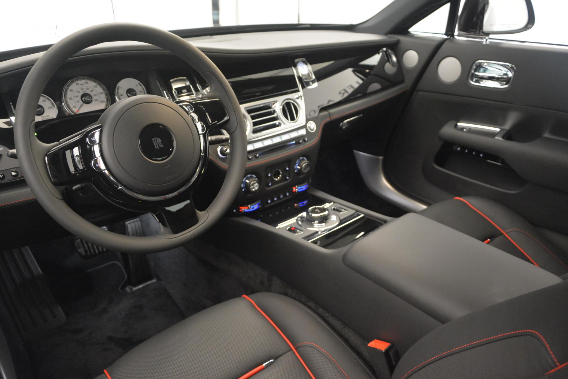 Used 2017 Rolls-Royce Wraith  For Sale In Westport, CT 556_p17