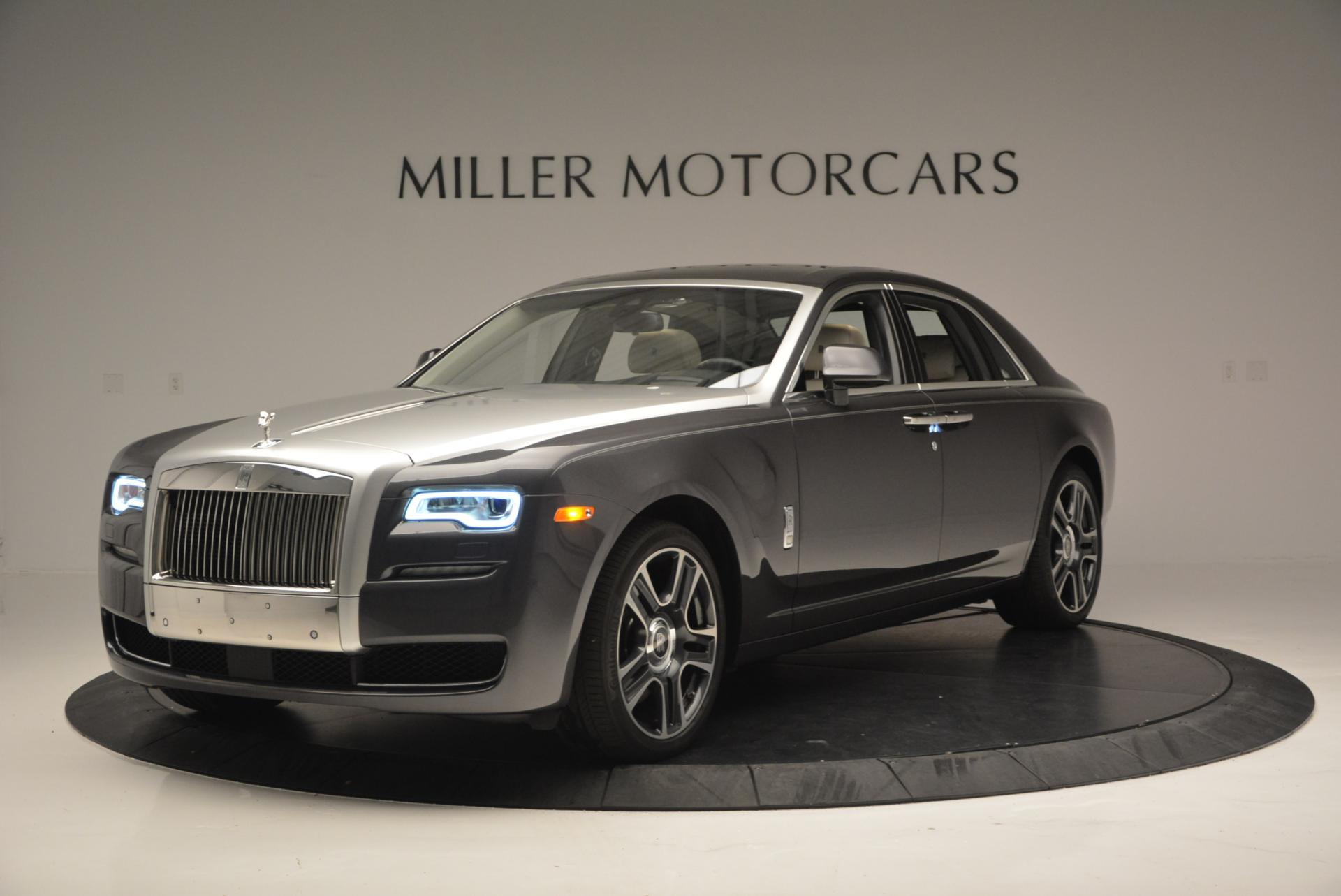 Used 2016 Rolls-Royce Ghost  For Sale In Westport, CT 557_main