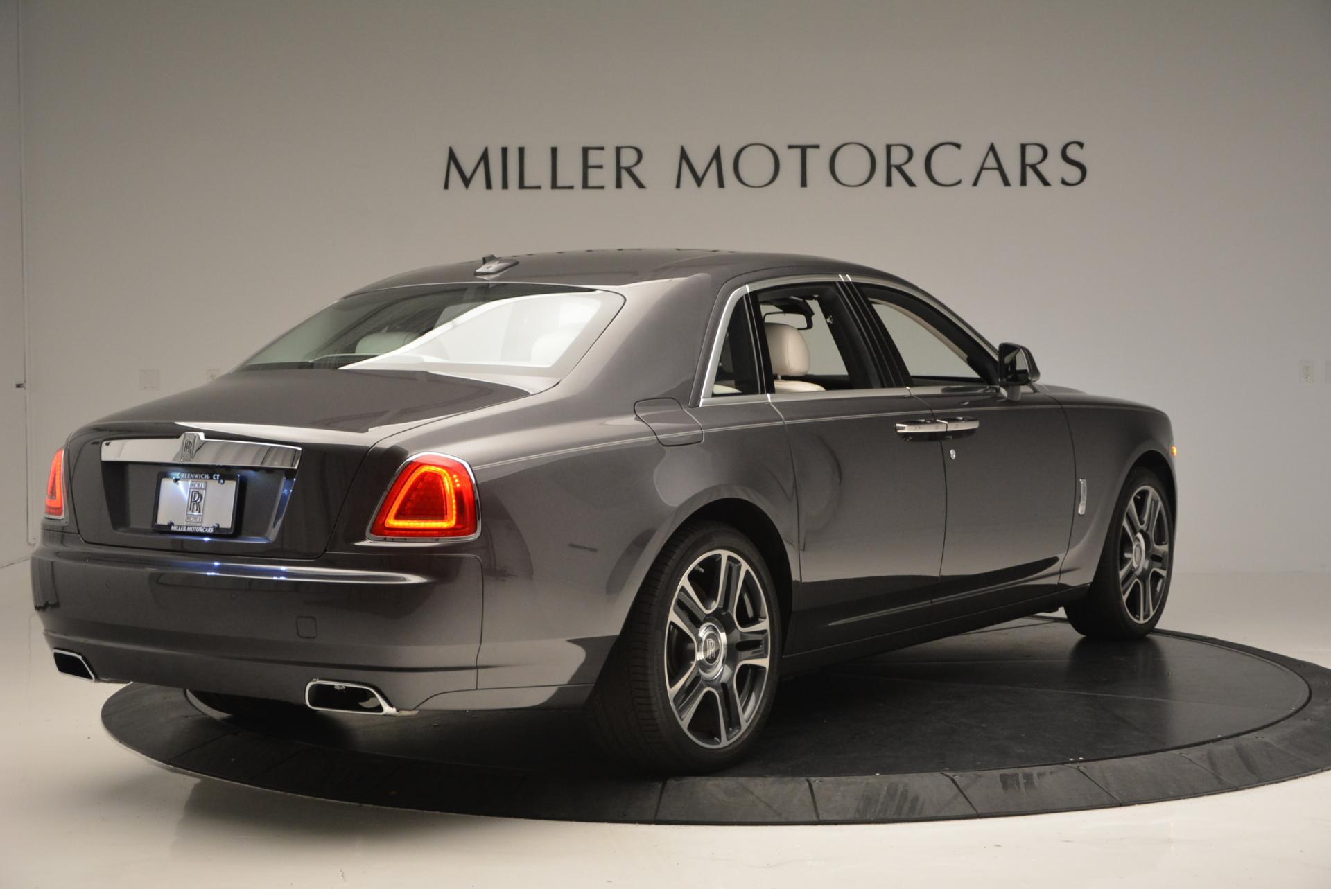 Used 2016 Rolls-Royce Ghost  For Sale In Westport, CT 557_p7