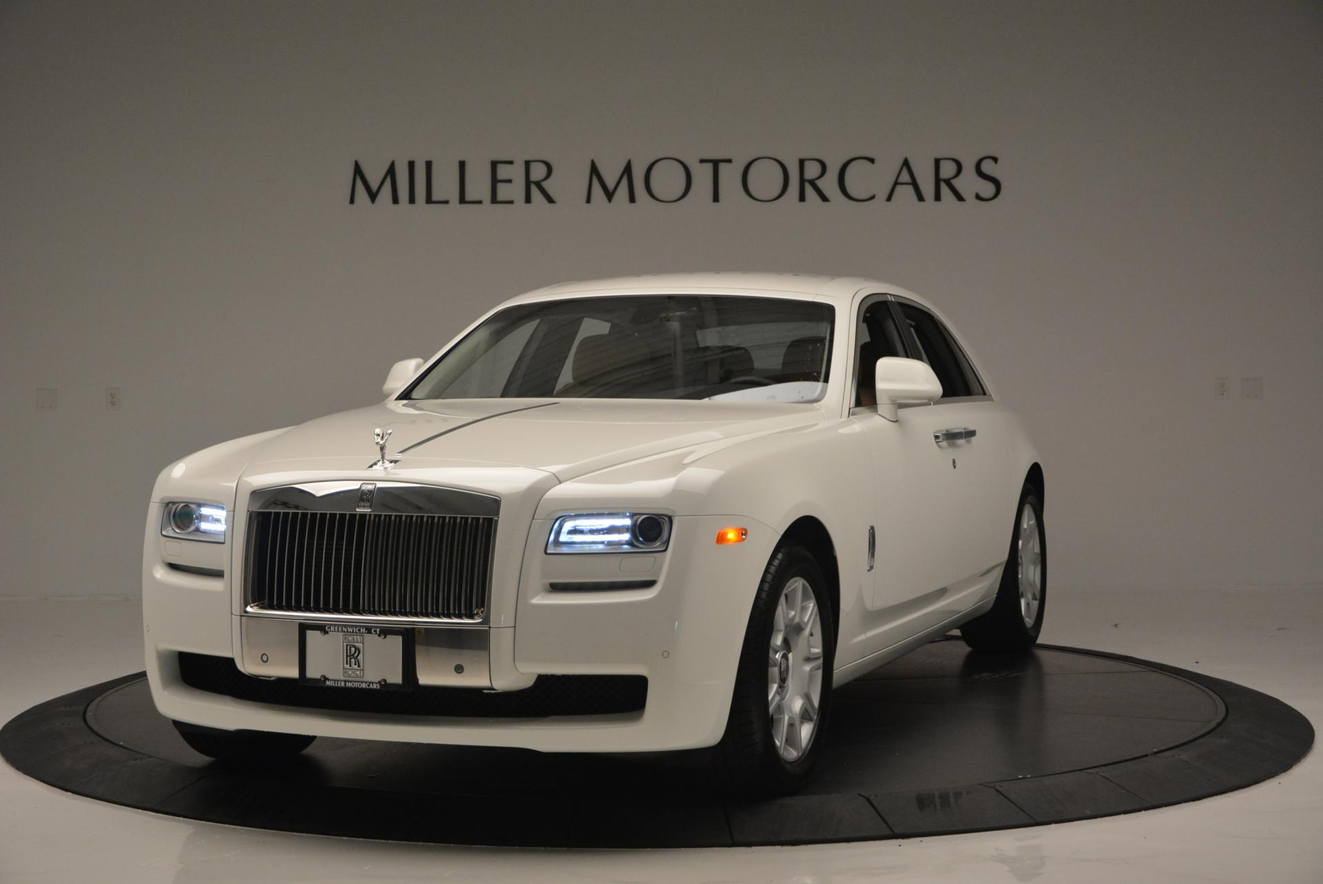 Used 2013 Rolls-Royce Ghost  For Sale In Westport, CT