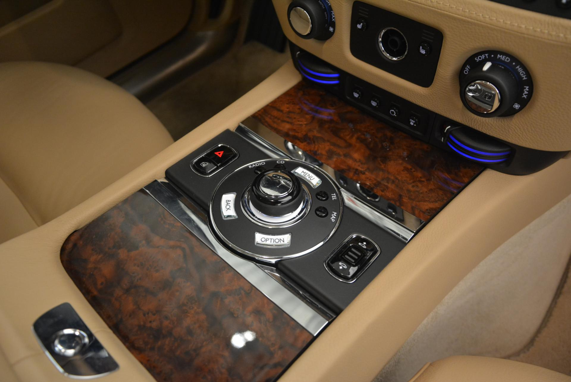 Used 2013 Rolls-Royce Ghost  For Sale In Westport, CT 558_p22