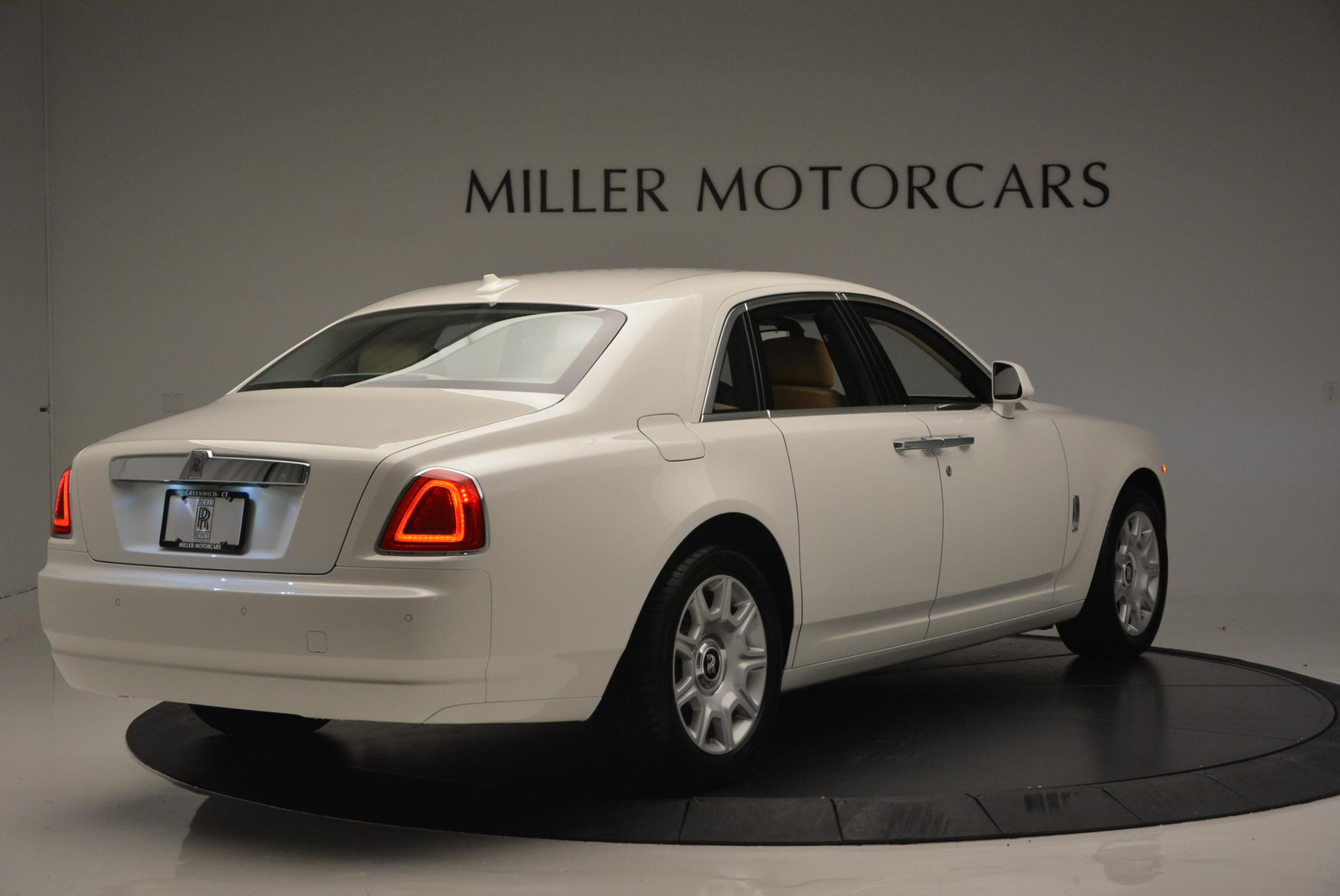Used 2013 Rolls-Royce Ghost  For Sale In Westport, CT 558_p7