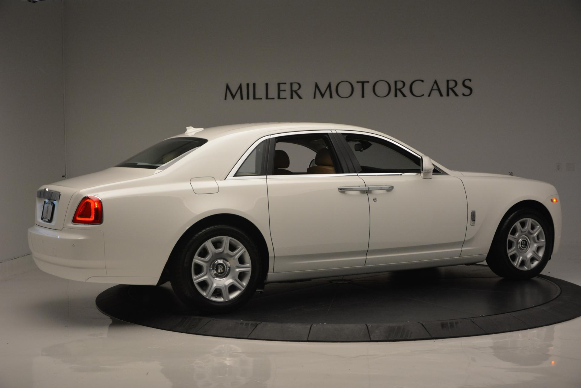 Used 2013 Rolls-Royce Ghost  For Sale In Westport, CT 558_p8