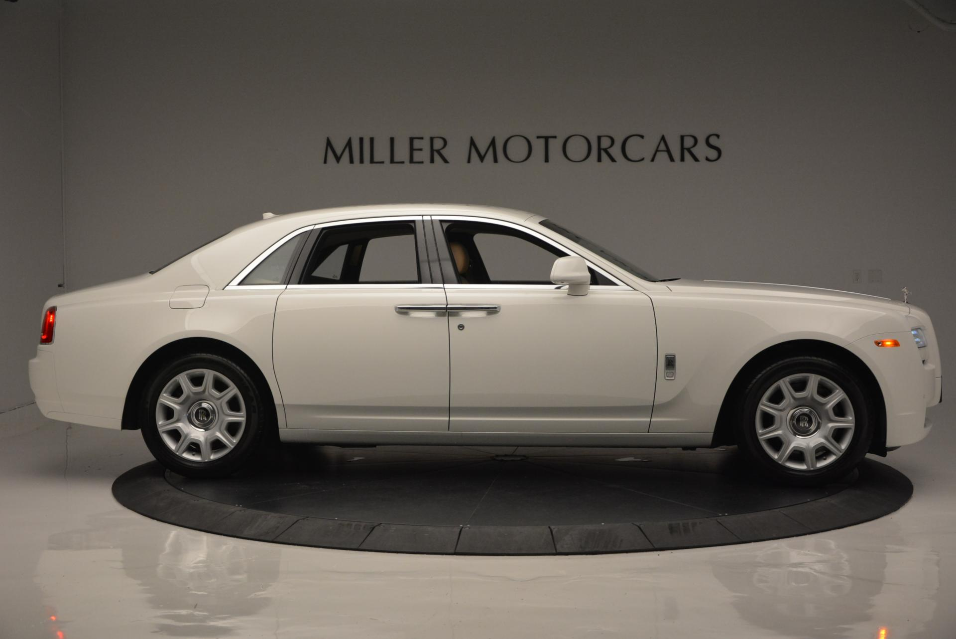 Used 2013 Rolls-Royce Ghost  For Sale In Westport, CT 558_p9