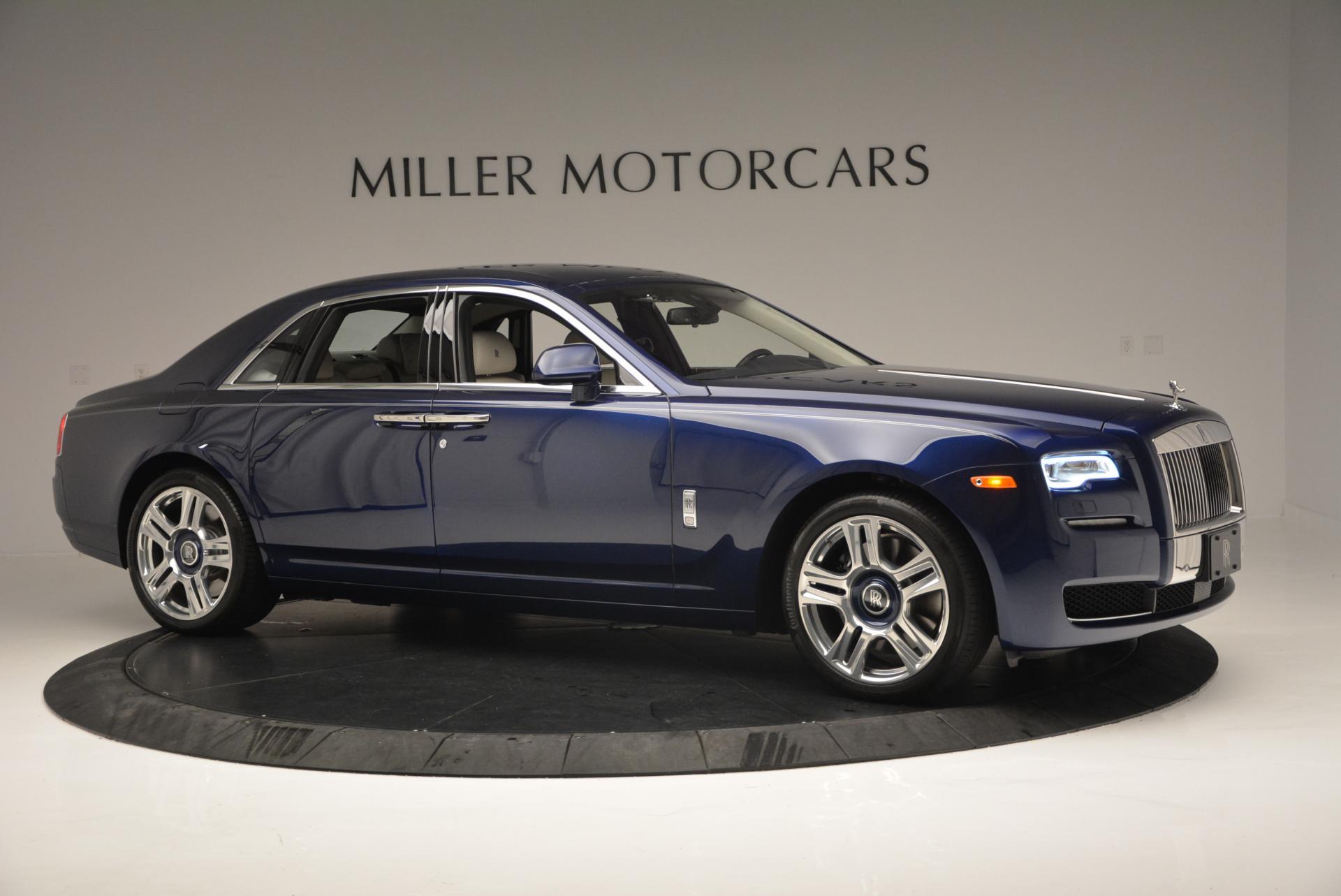 Used 2016 Rolls-Royce Ghost Series II  For Sale In Westport, CT 559_p11
