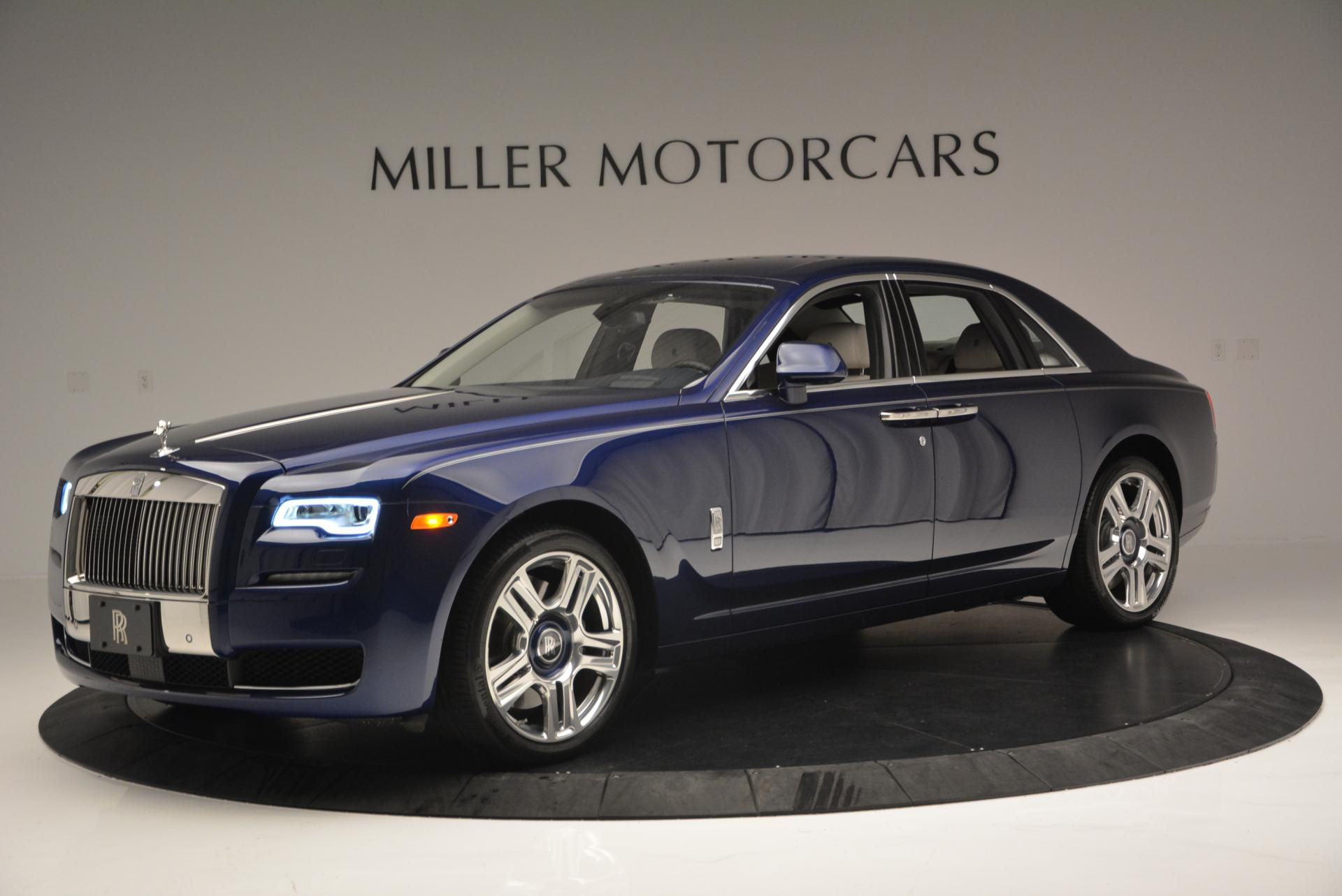 Used 2016 Rolls-Royce Ghost Series II  For Sale In Westport, CT 559_p2