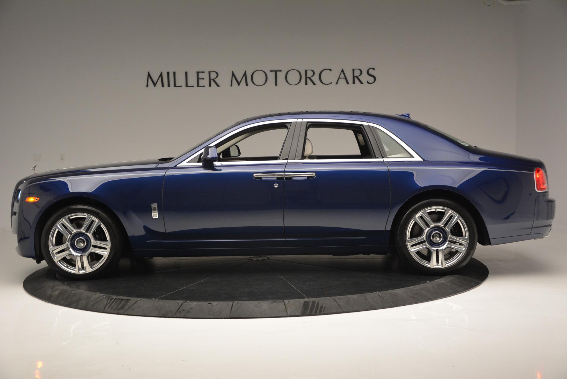 Used 2016 Rolls-Royce Ghost Series II  For Sale In Westport, CT 559_p4